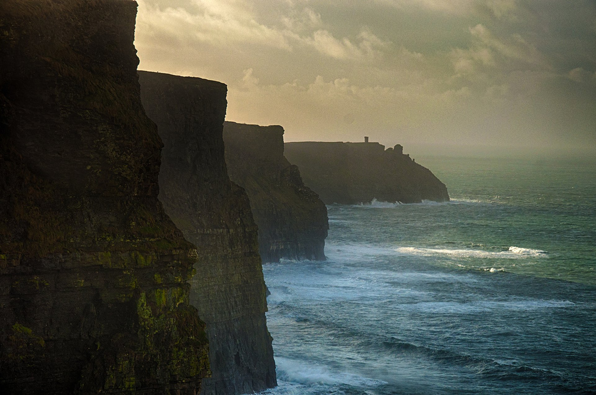 Best time to see Cliffs of Moher in Ireland 2019