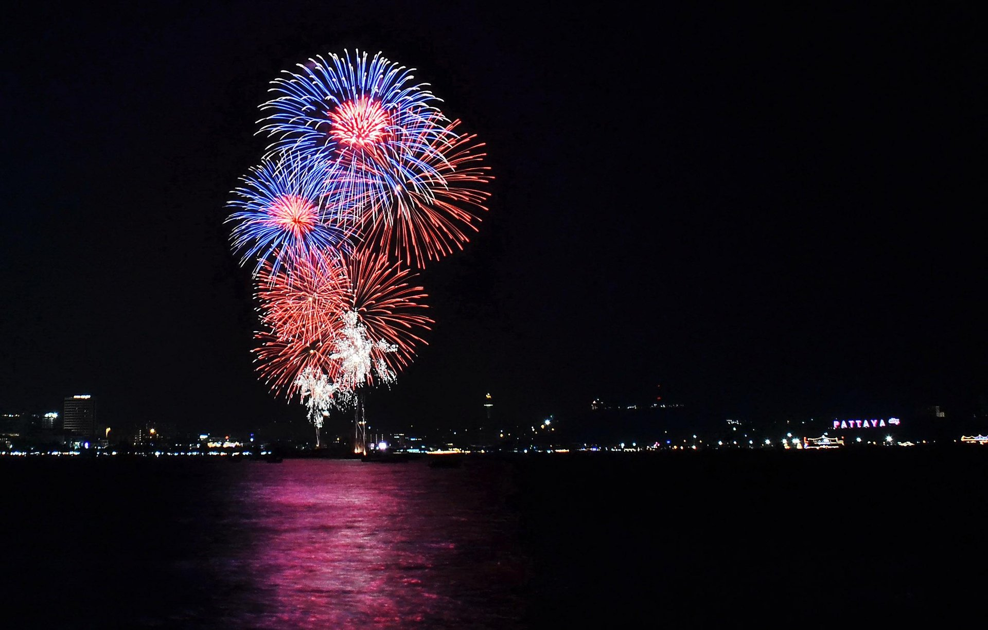 Pattaya International Fireworks Festival in Thailand 2019 - Best Time