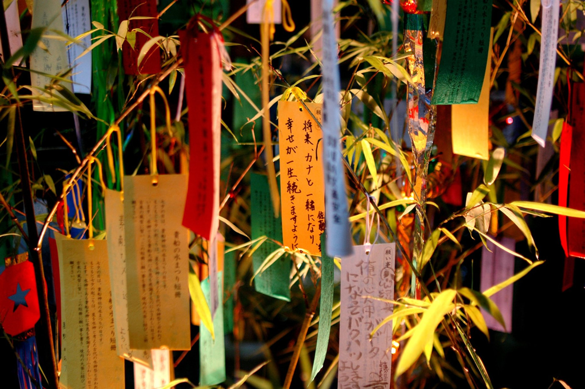 Tanabata Festival in Japan 2020 - Best Time