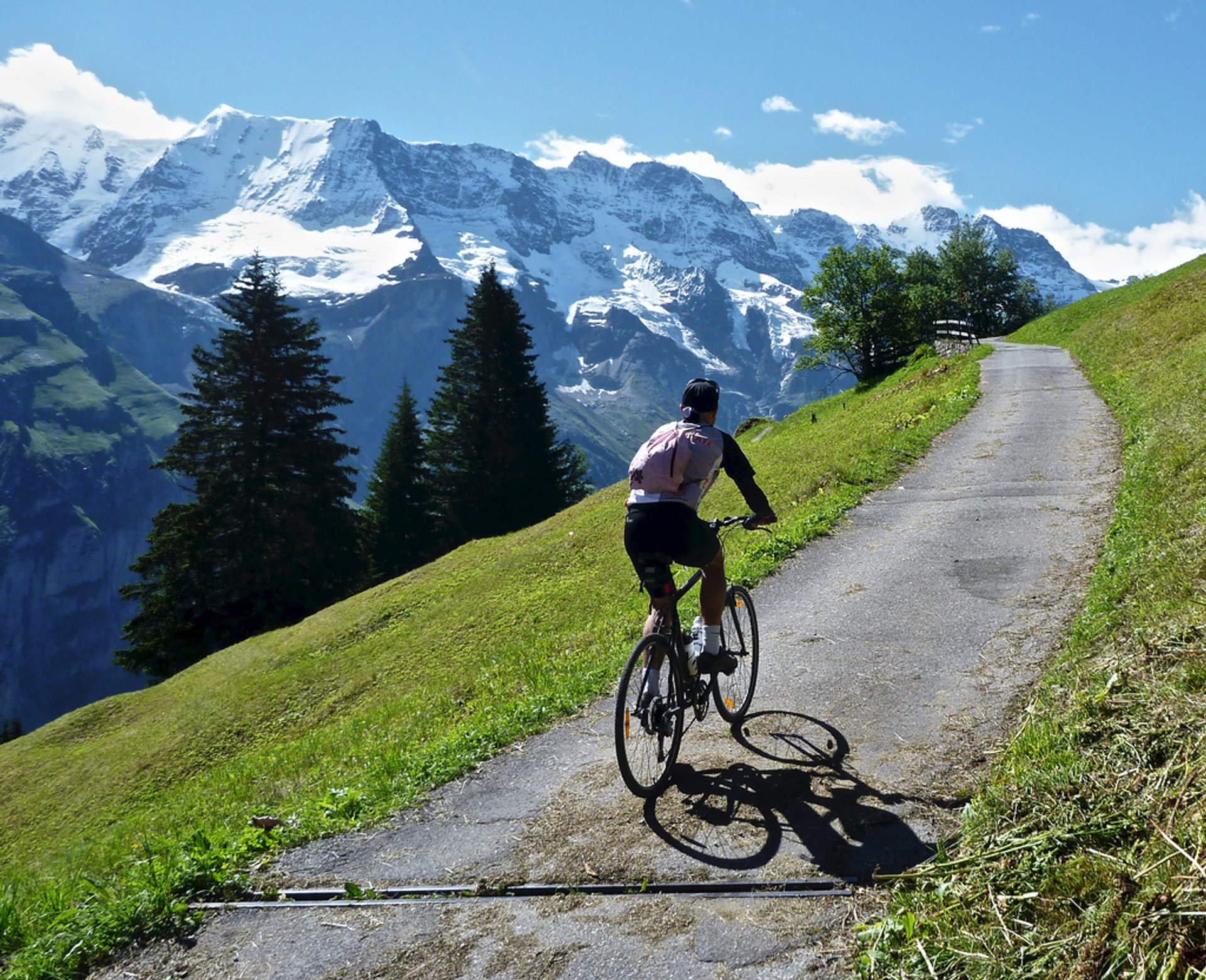 Cycling in Switzerland 2019 - Best Time