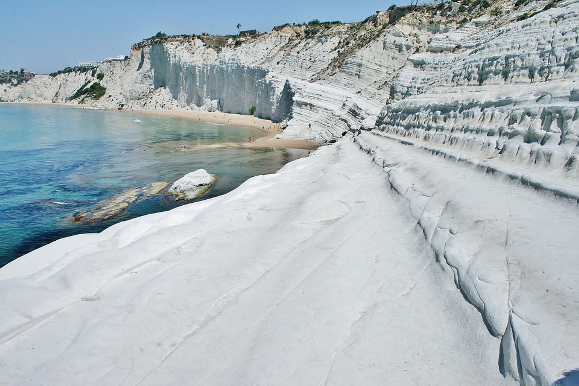 Scala dei Turchi in Sicily - Best Season 2020
