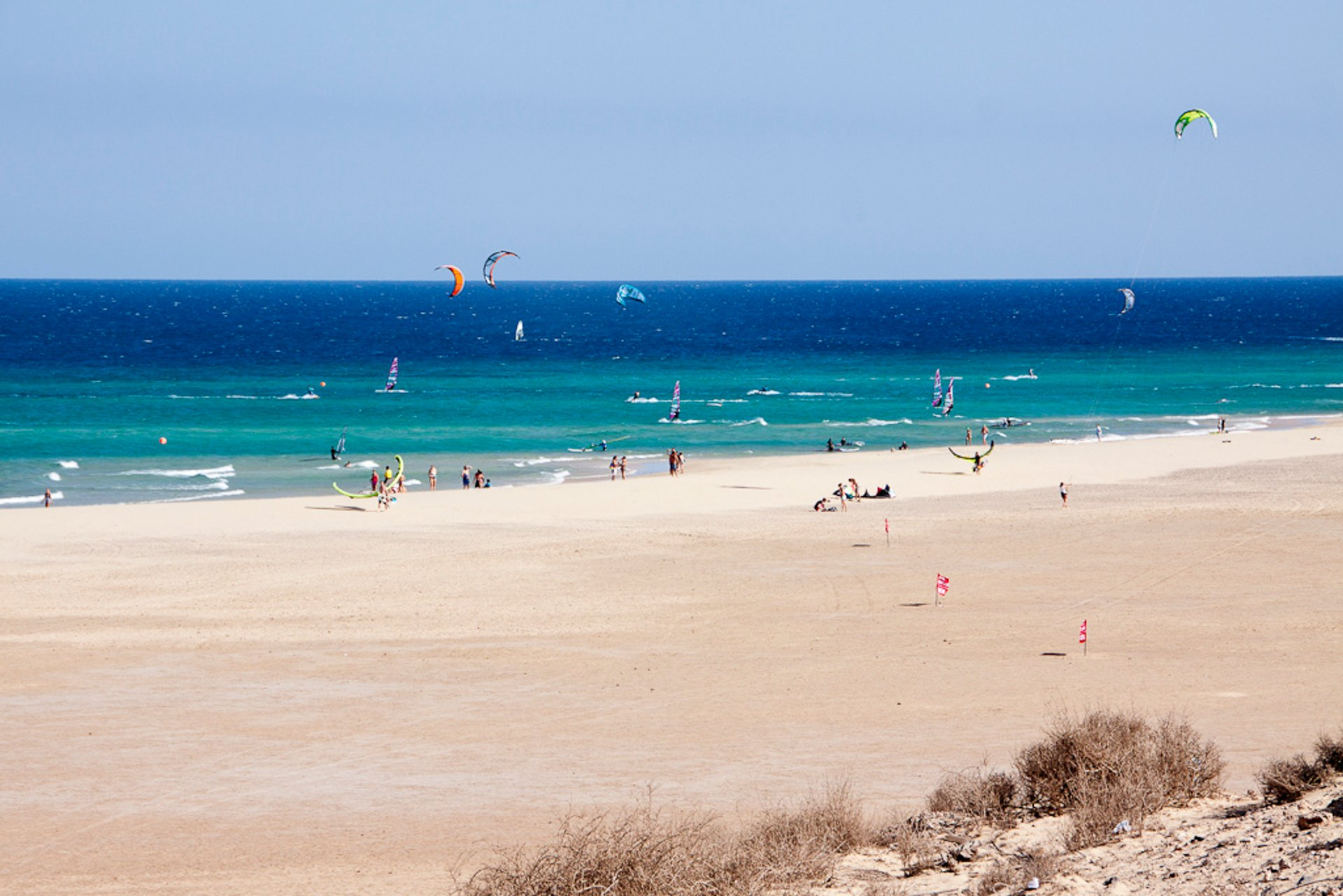 Fuerteventura Windsurfing & Kitesurfing World Cup in Canary Islands - Best Season 2019