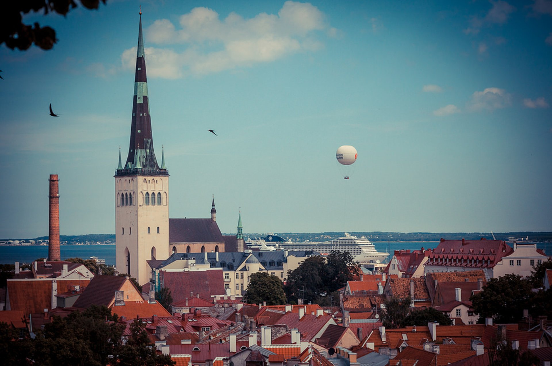 Balloon Tallinn in Estonia - Best Season 2019