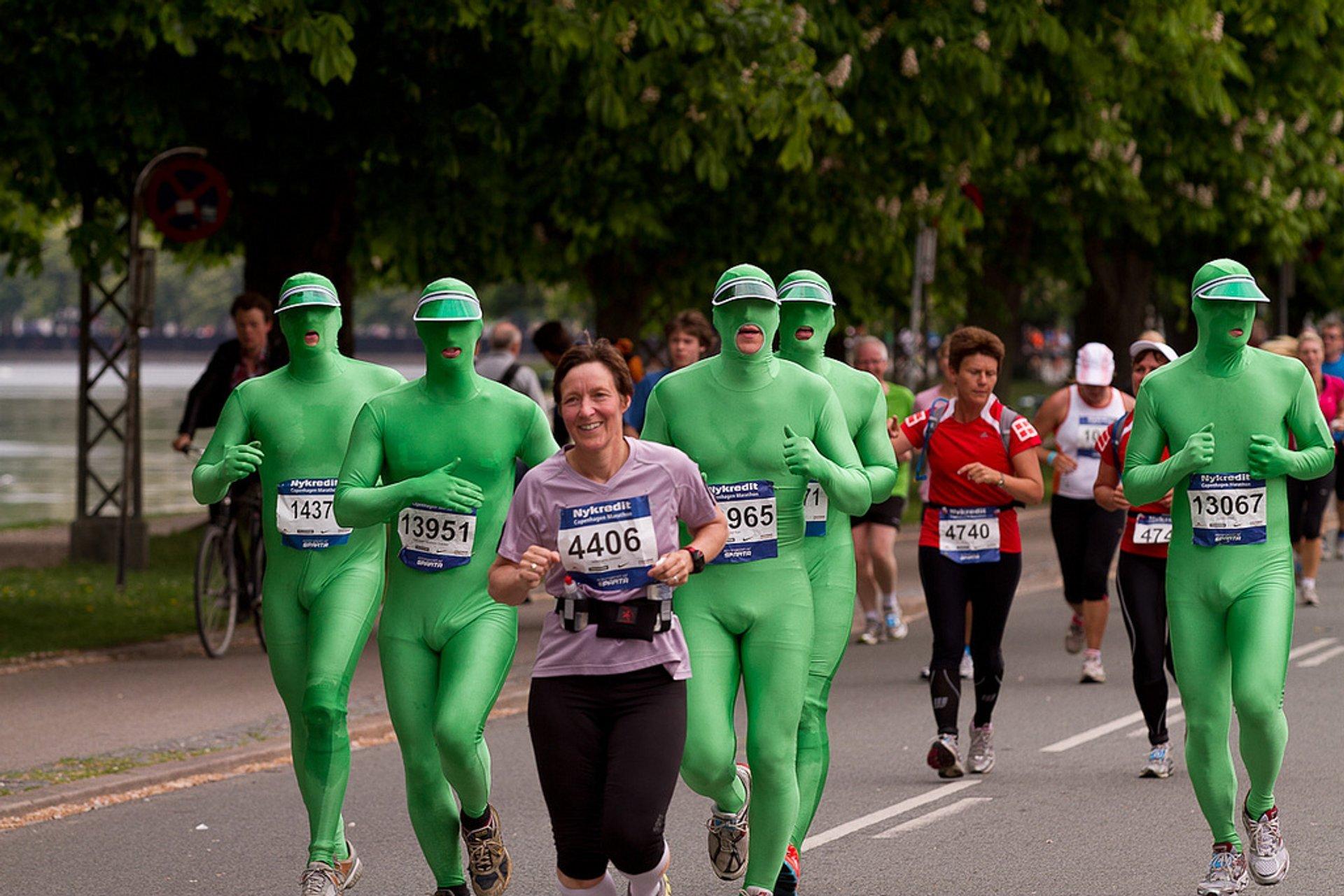 Copenhagen Marathon in Copenhagen - Best Season 2020