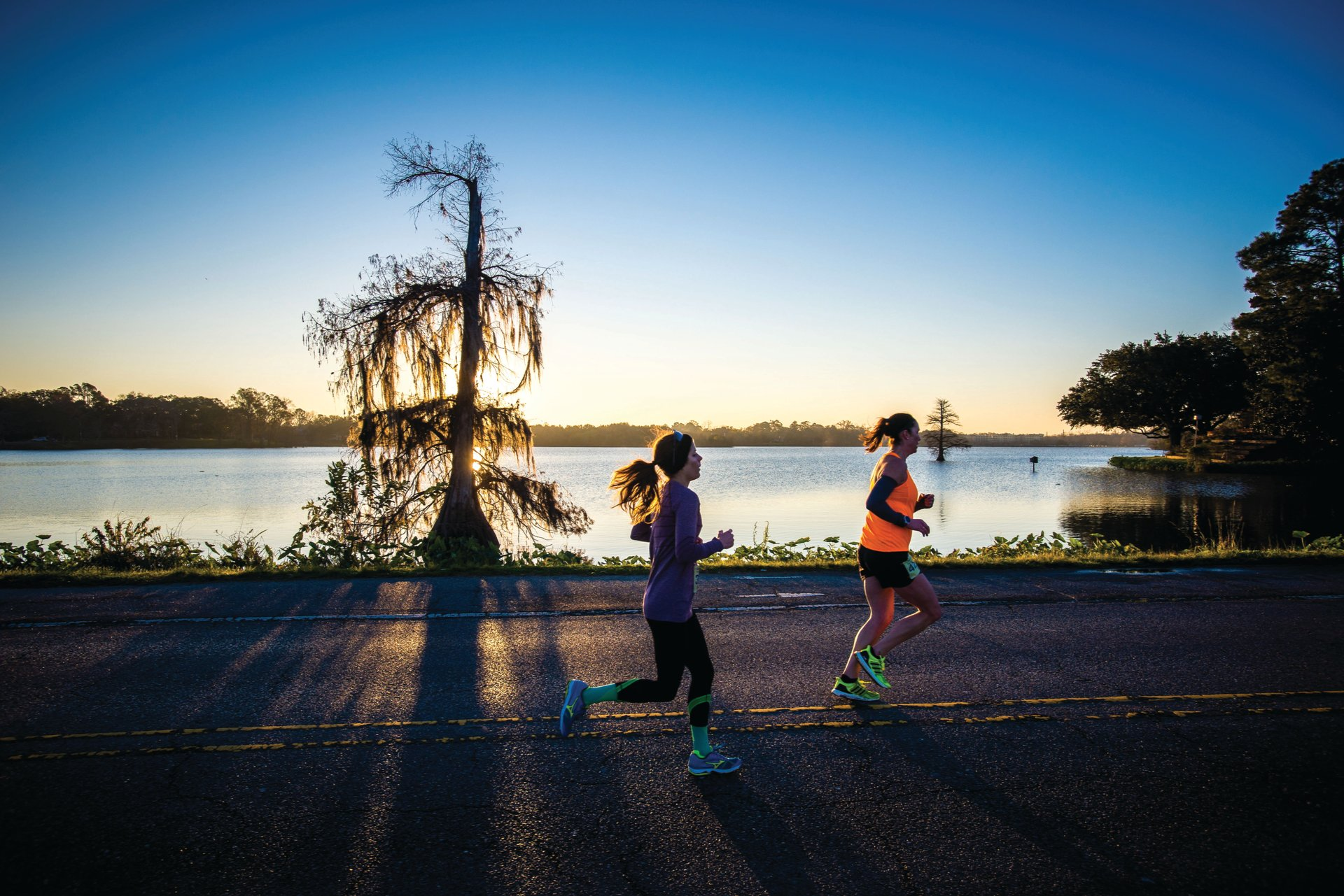 Louisiana Marathon in Louisiana - Best Season 2020