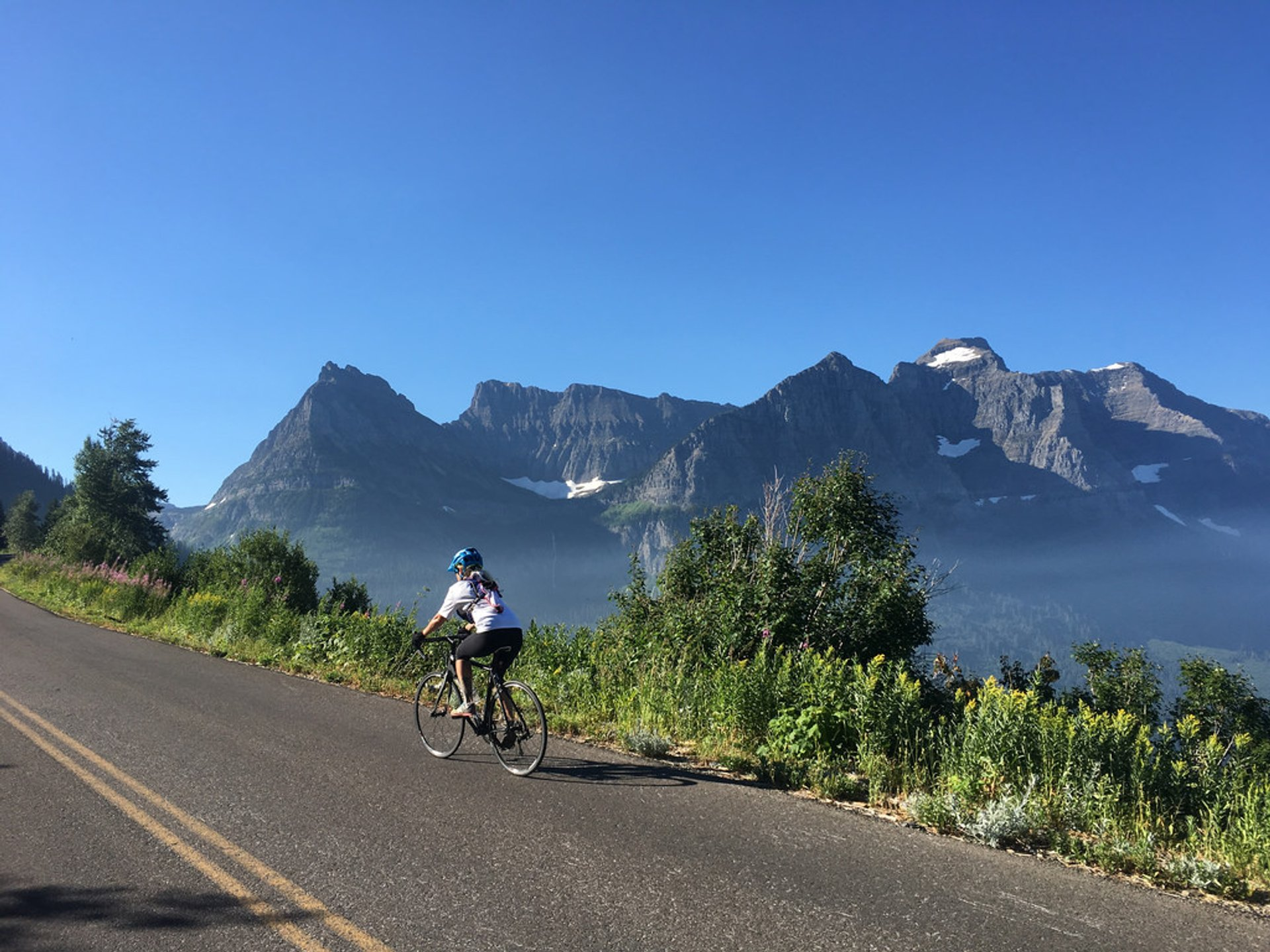 Mountain Biking in Banff & Jasper National Parks 2019 - Best Time