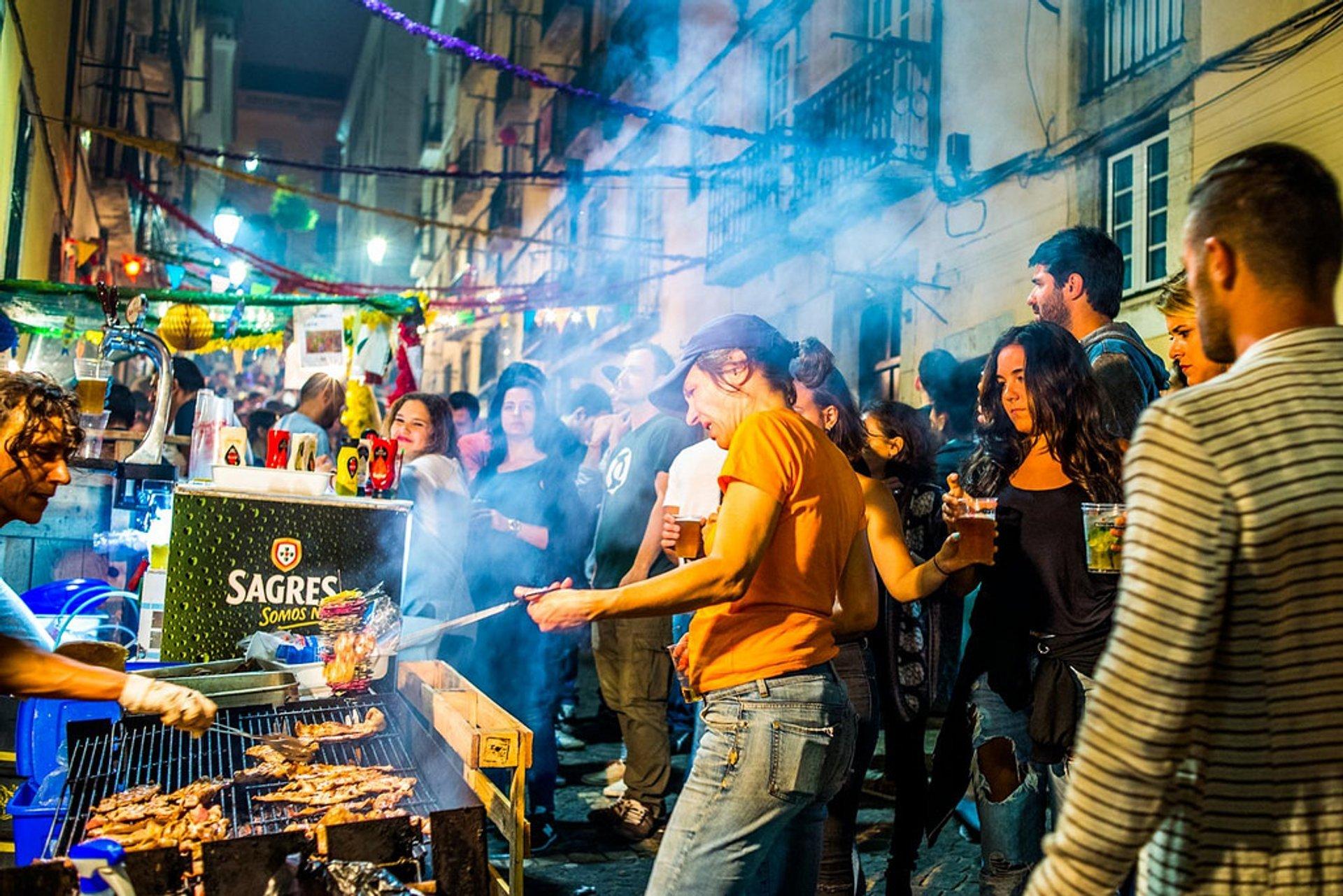 Festas de Lisboa (Festas dos Santos Populares) in Lisbon - Best Season 2020