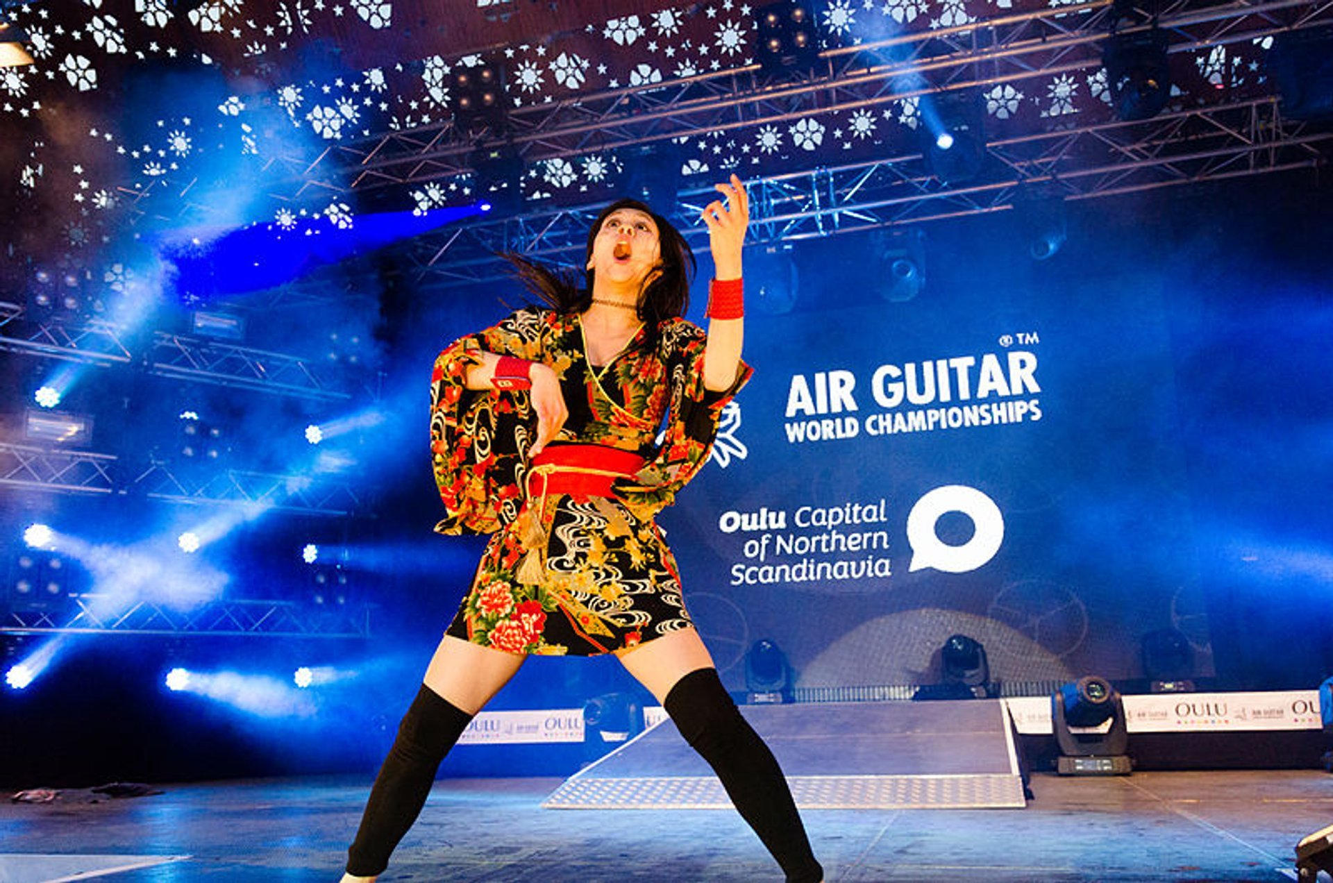 World Air Guitar Championship in Finland - Best Season 2020