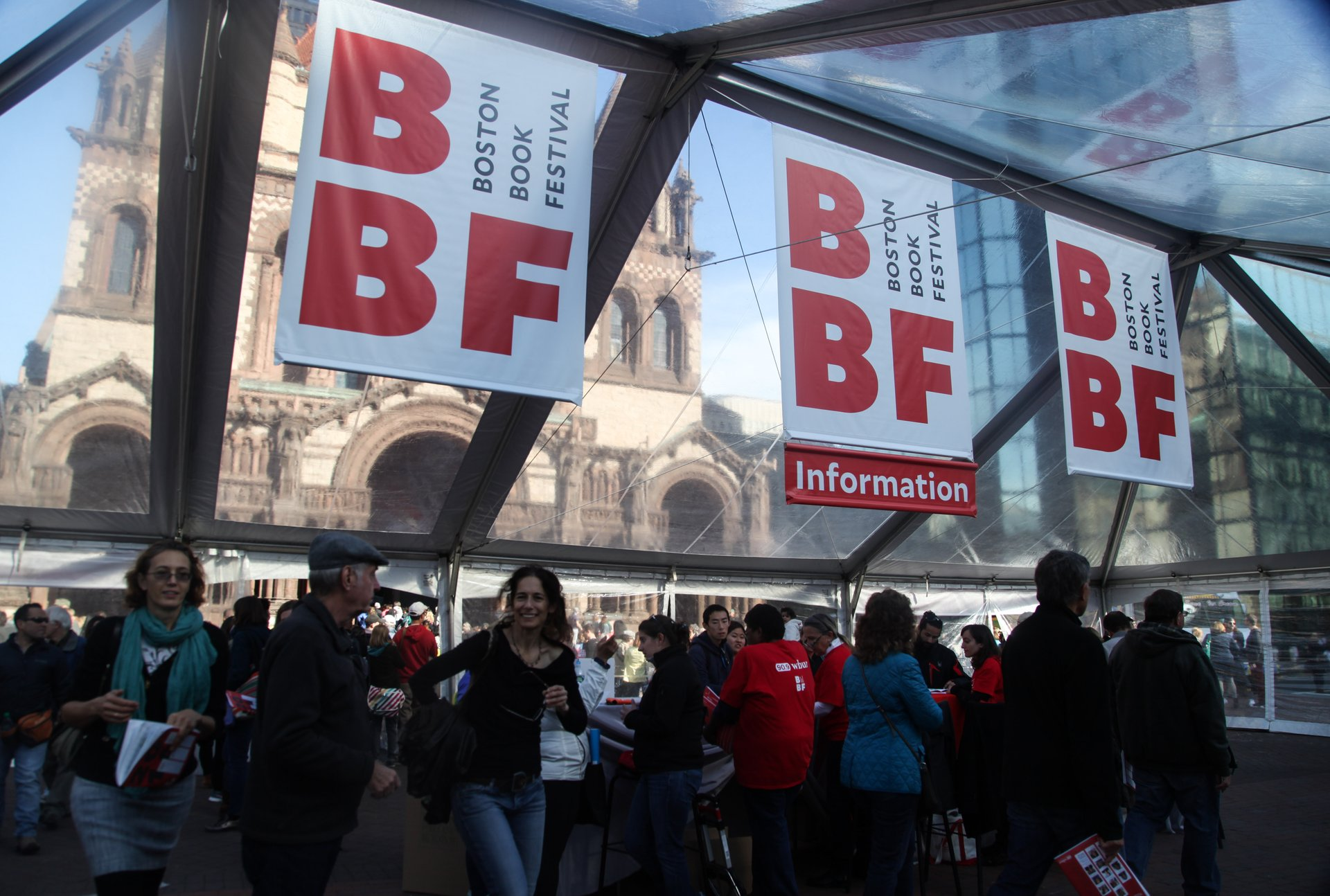 Boston Book Festival (BBF) in Boston - Best Season 2020