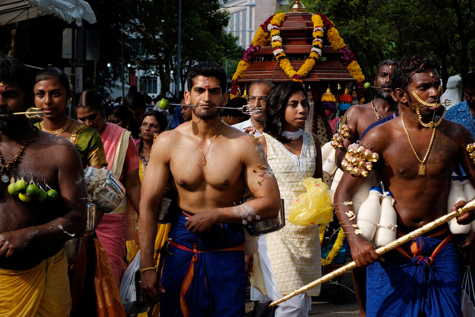 Thaipusam in Singapore - Best Season 2020