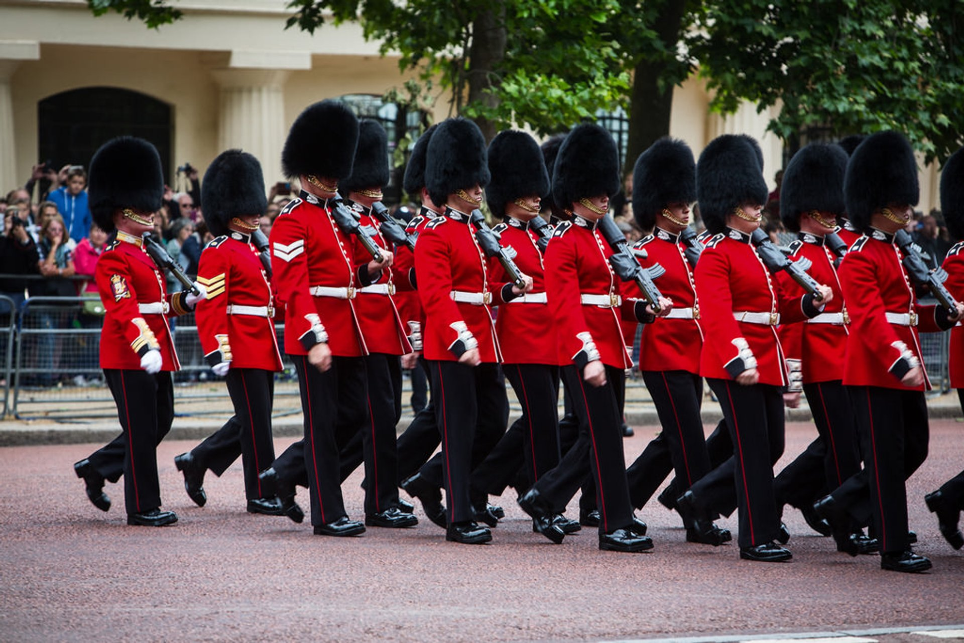 Best time for Trooping the Colour & The Queen's Birthday Parade in London 2020