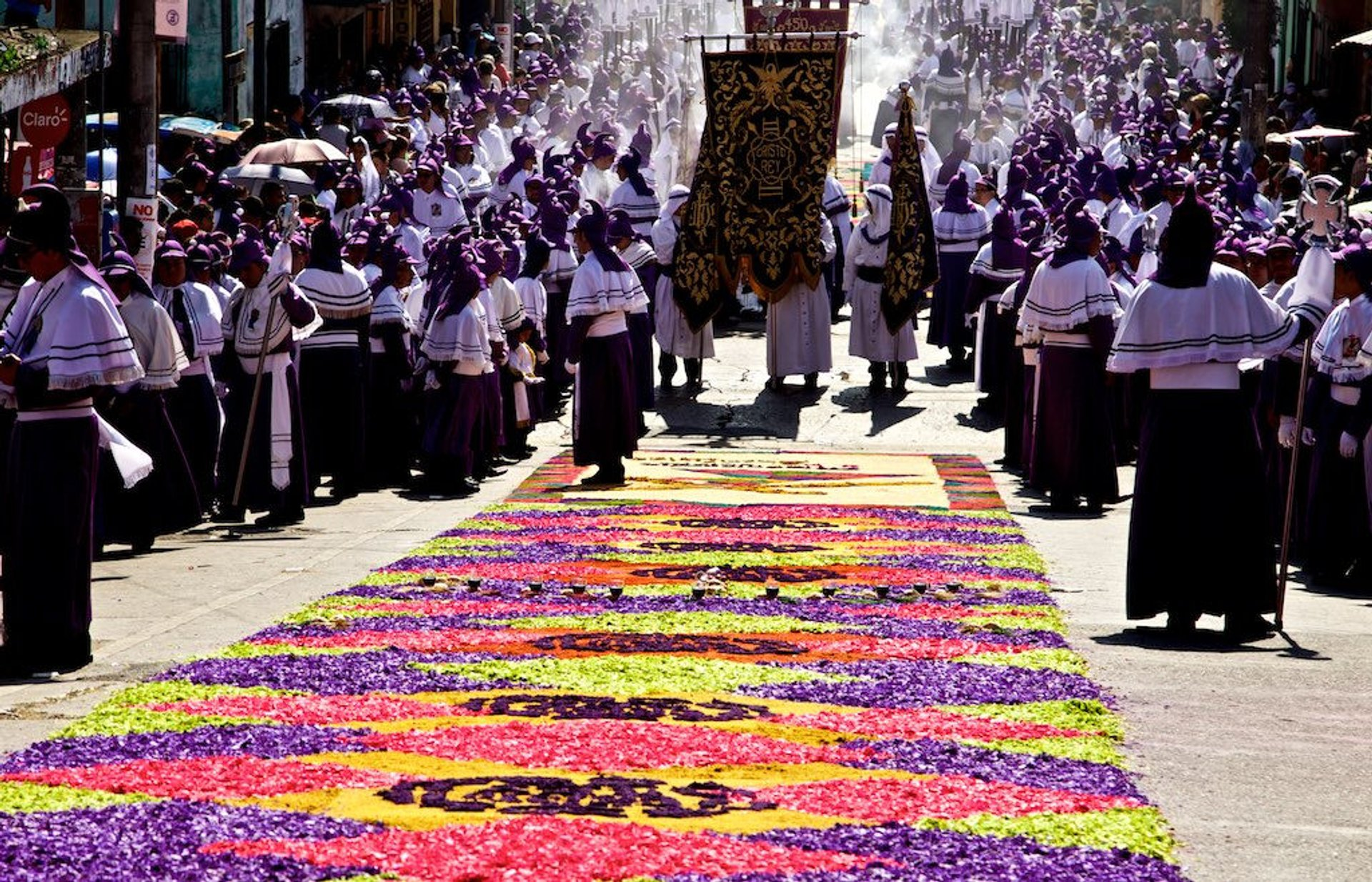 Semana Santa (Holy Week) in Antigua in Guatemala 2020 - Best Time