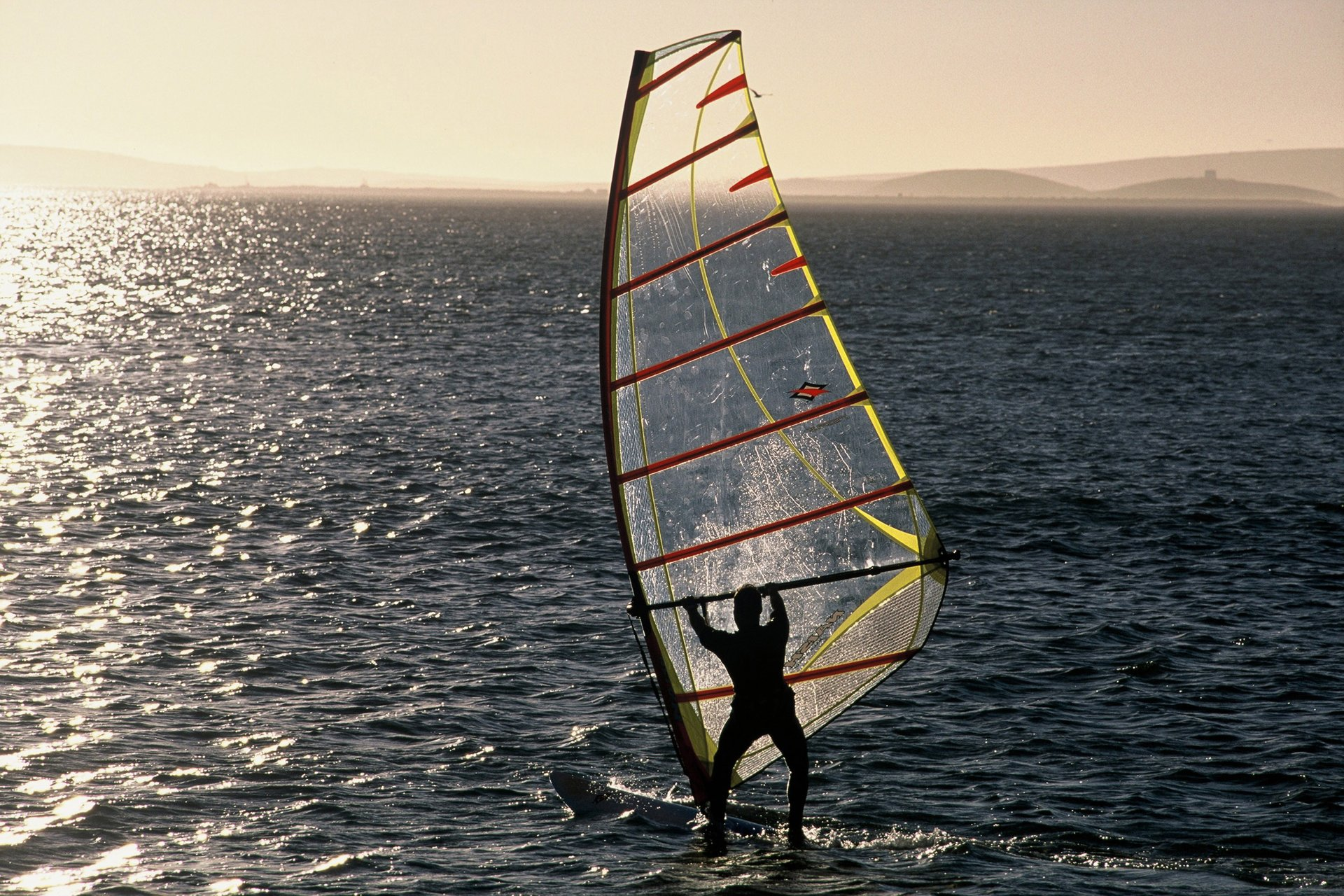 Langebaan windsurfing 2020