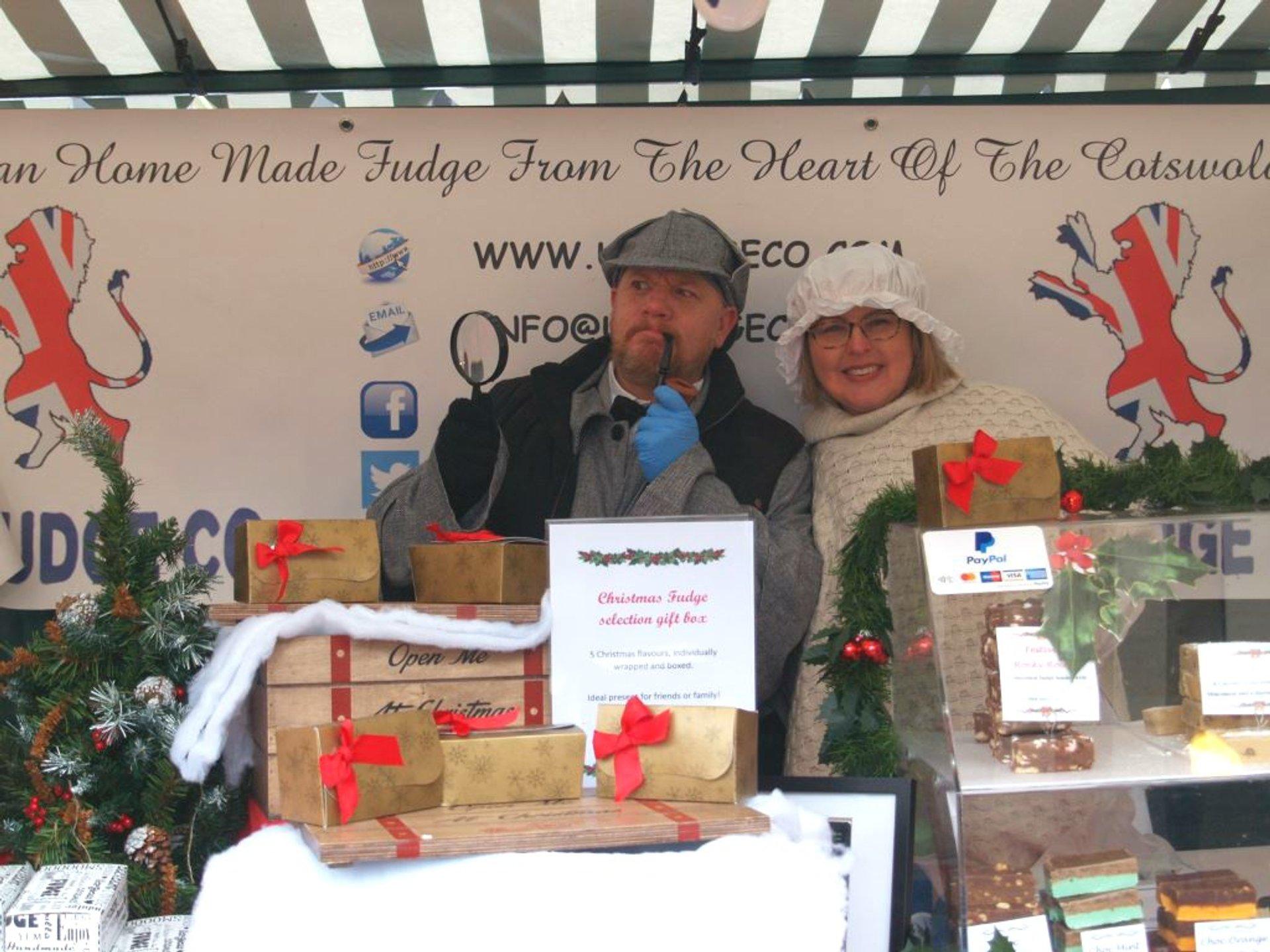Stratford-upon-Avon Victorian Christmas Market 2020