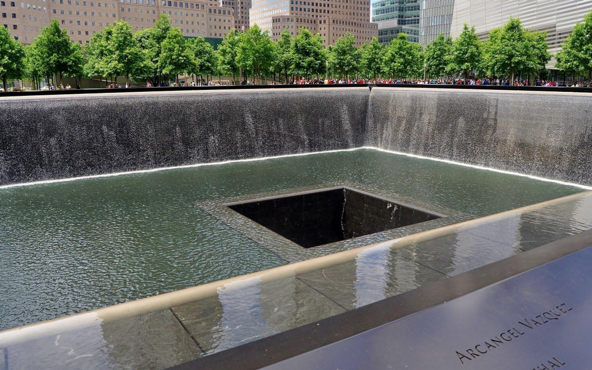 9/11 Memorial & Museum in New York - Best Season 2019