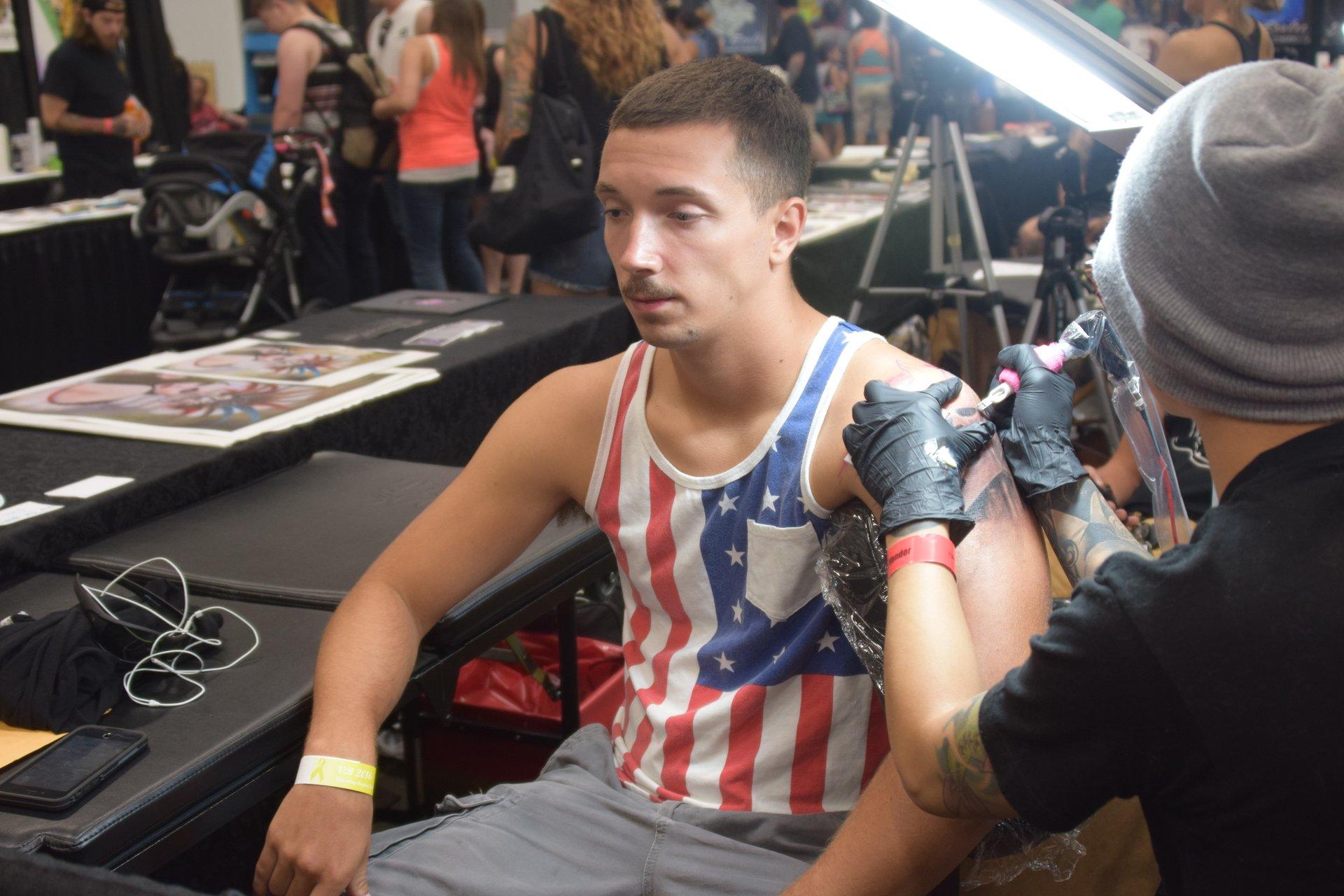 Virginia Beach Tattoo Festival in Virginia - Best Season 2020