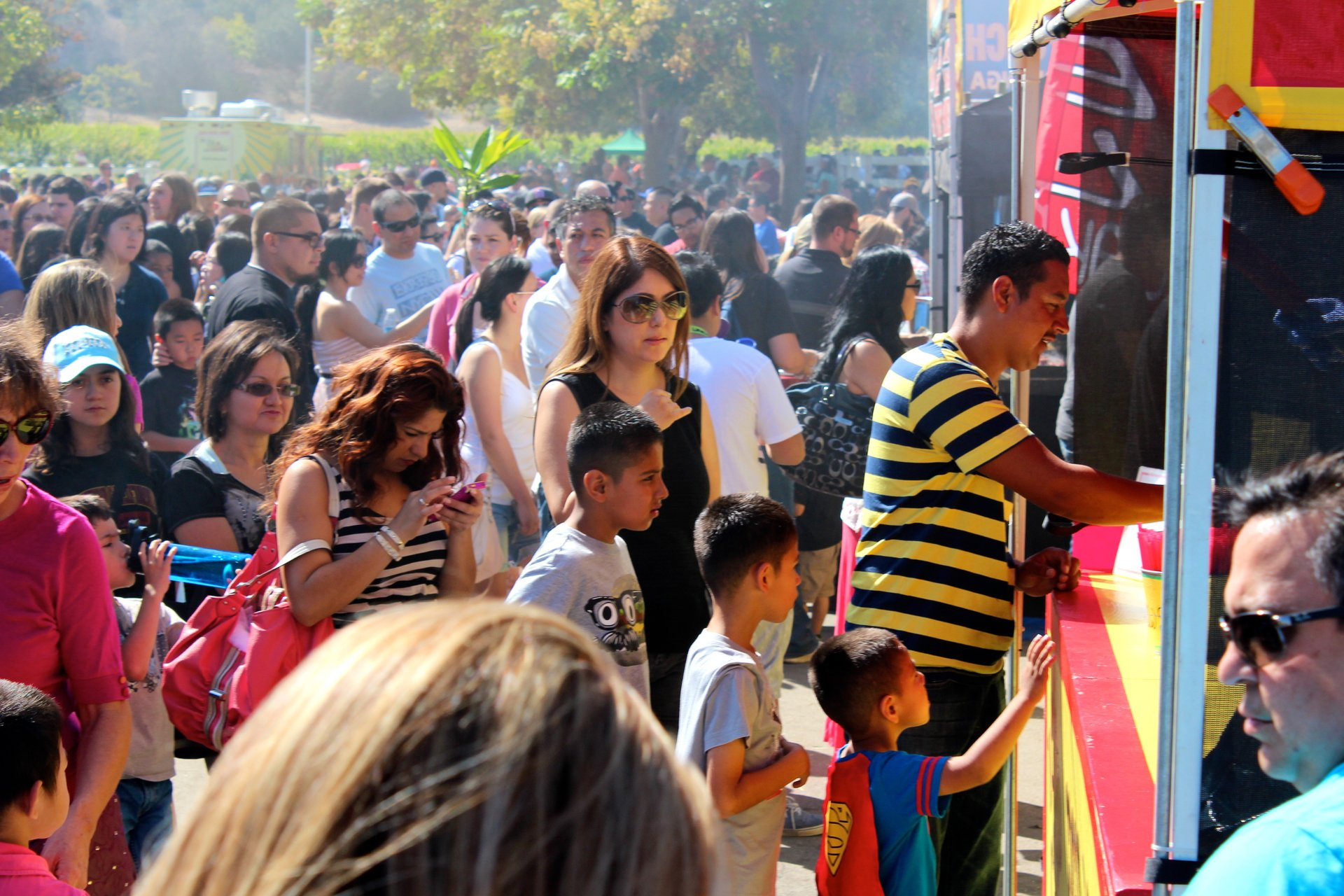 Best time to see Cal Poly Pomona Pumpkin Festival in Los Angeles 2020