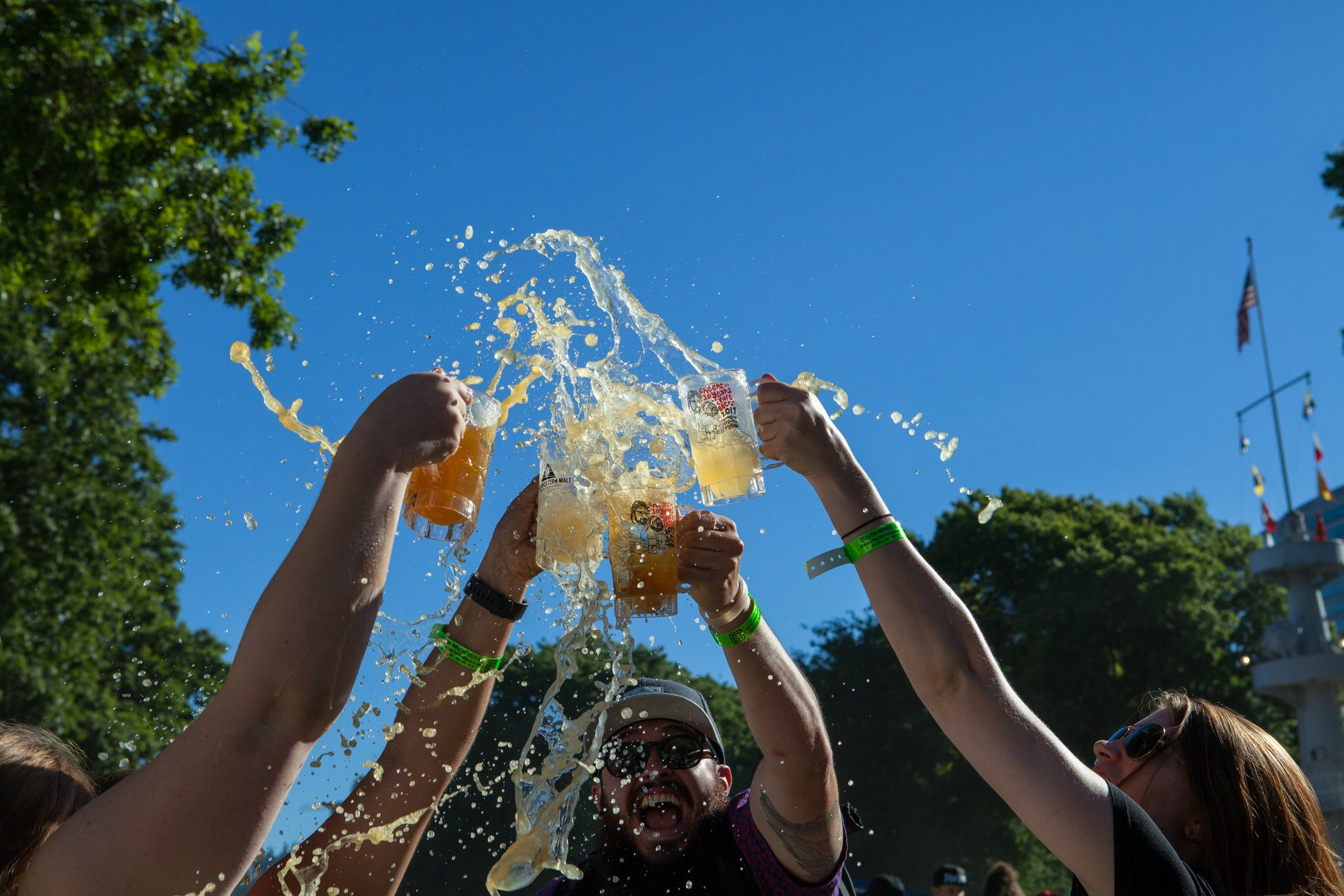 Best time for Oregon Brewers Festival in Portland 2020