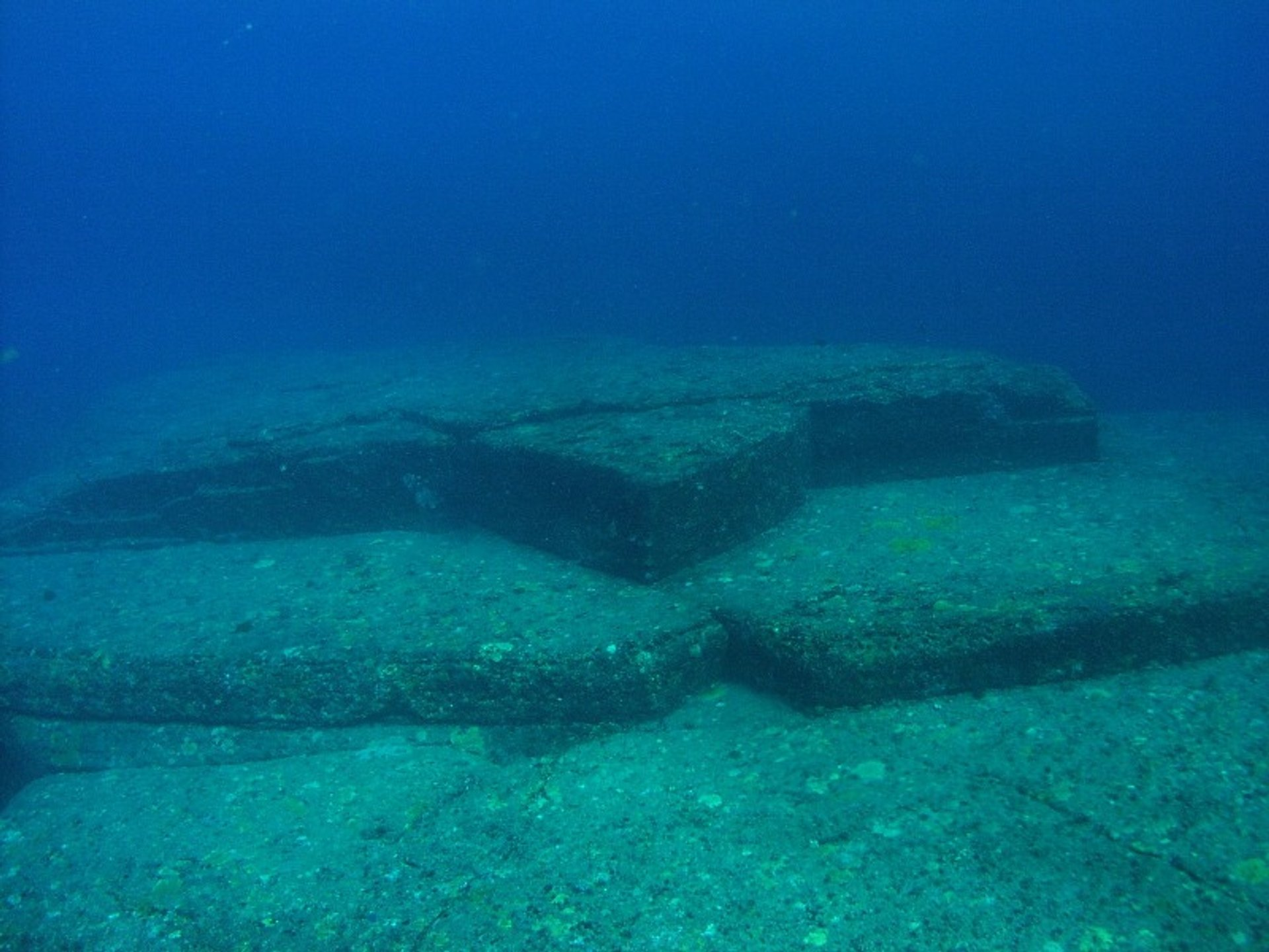 Yonaguni Monument in Japan - Best Season