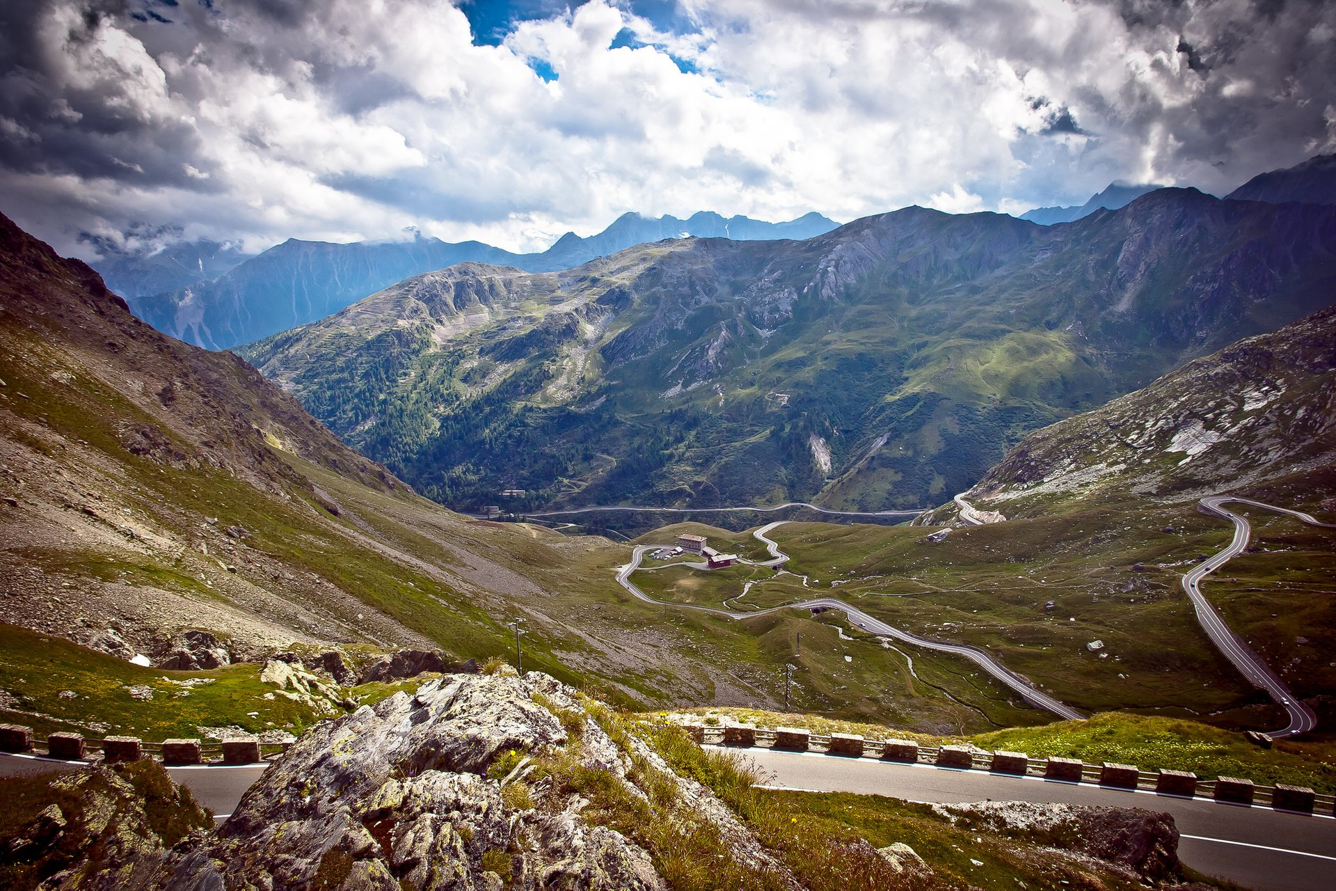 Best time for Great St Bernard Pass in Switzerland 2020