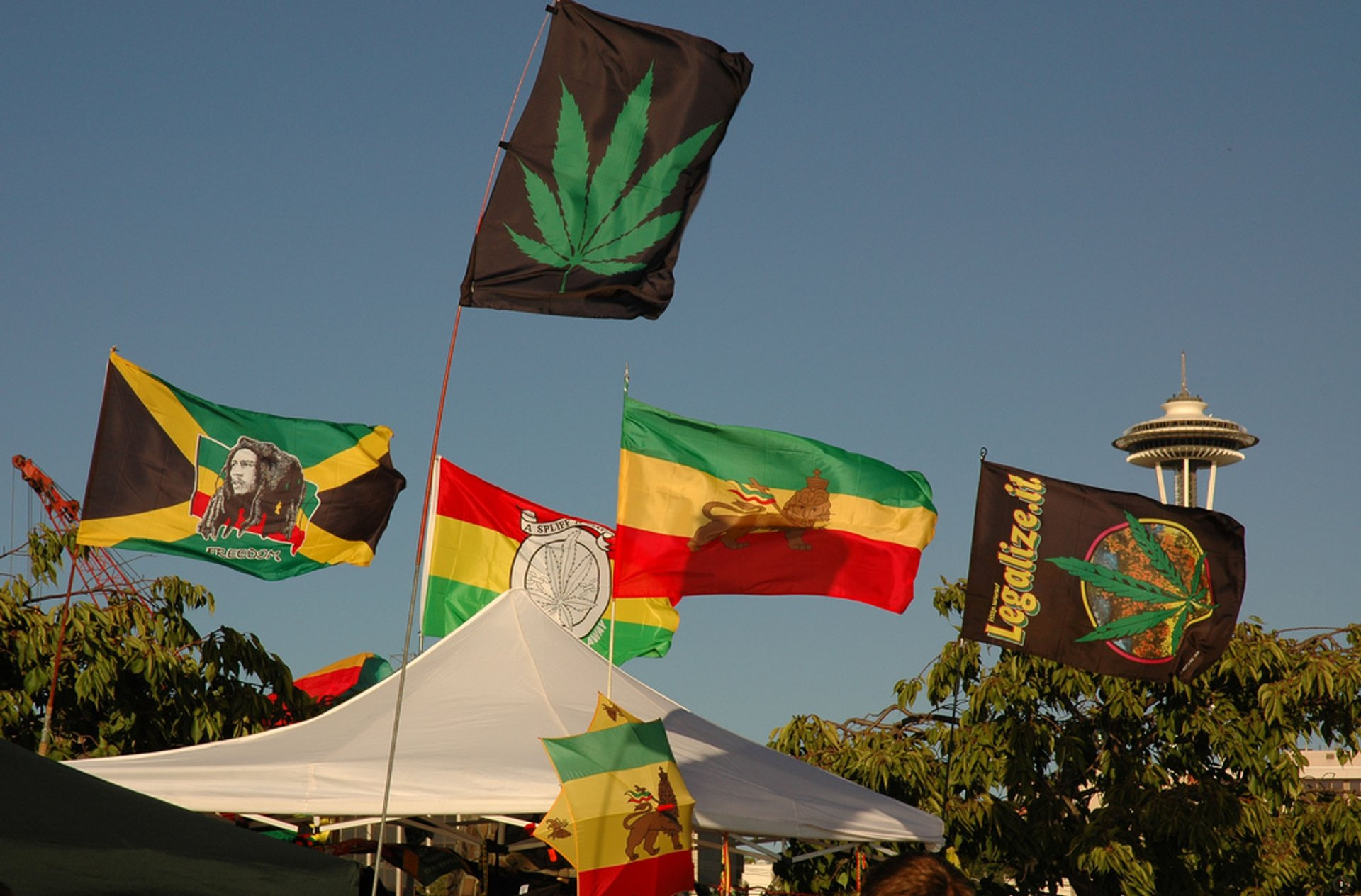 Seattle Hempfest in Seattle 2020 - Best Time