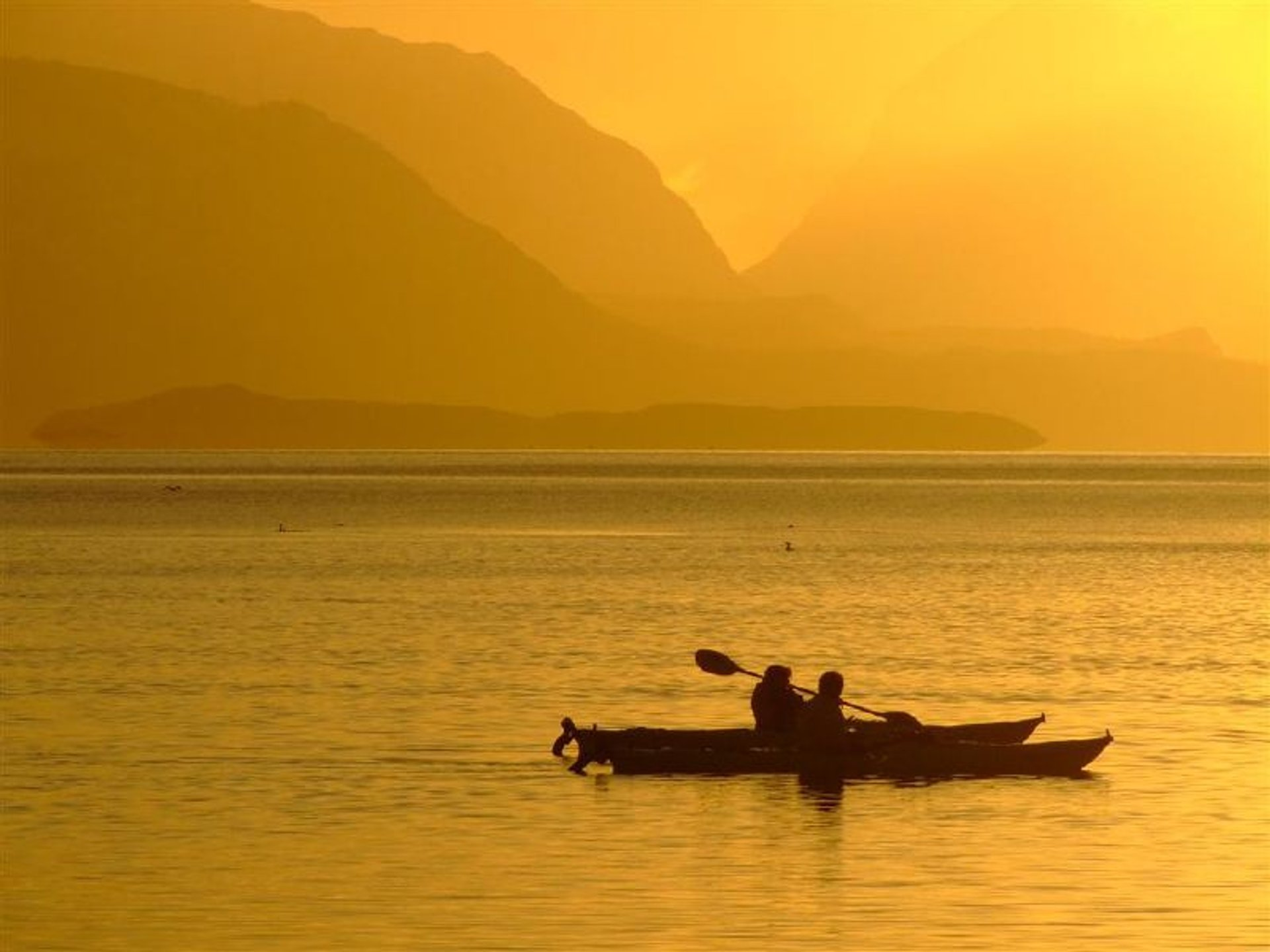 Best time for Kayaking and Canoeing in Chile 2020