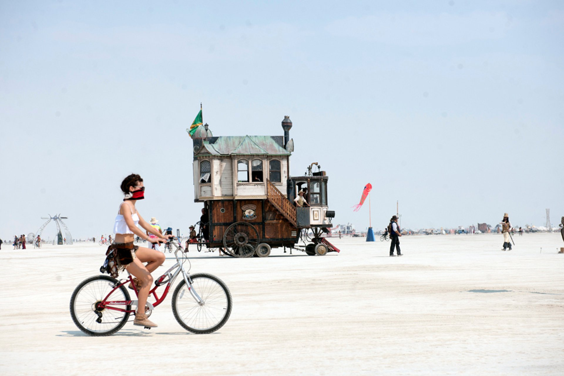Best time to see Burning Man 2020