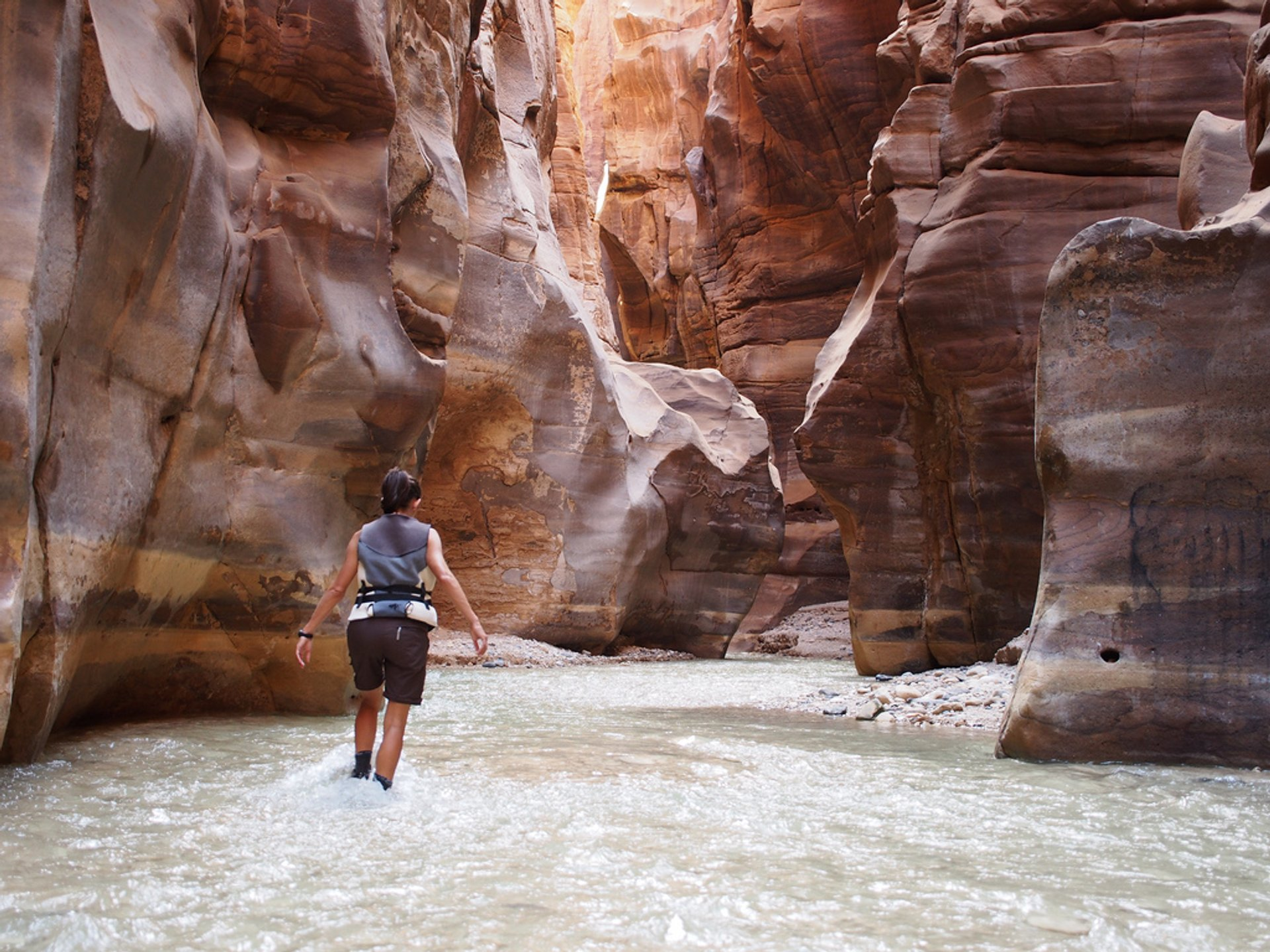 Canyoning in Jordan 2019 - Best Time