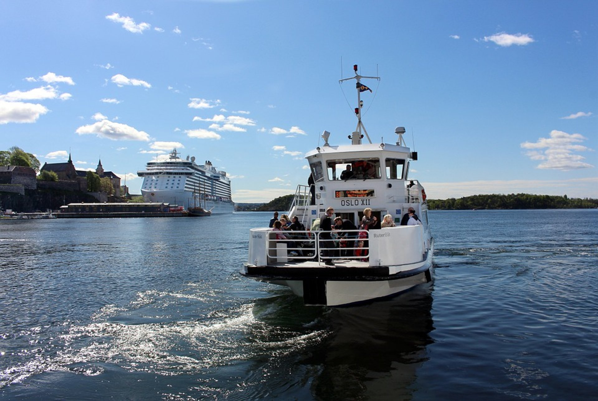 Island Hopping in the Oslo Fjord in Oslo - Best Time