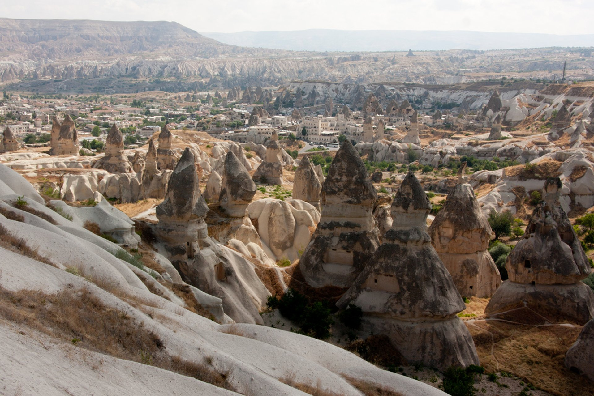Fairy Chimneys in Cappadocia - Best Season