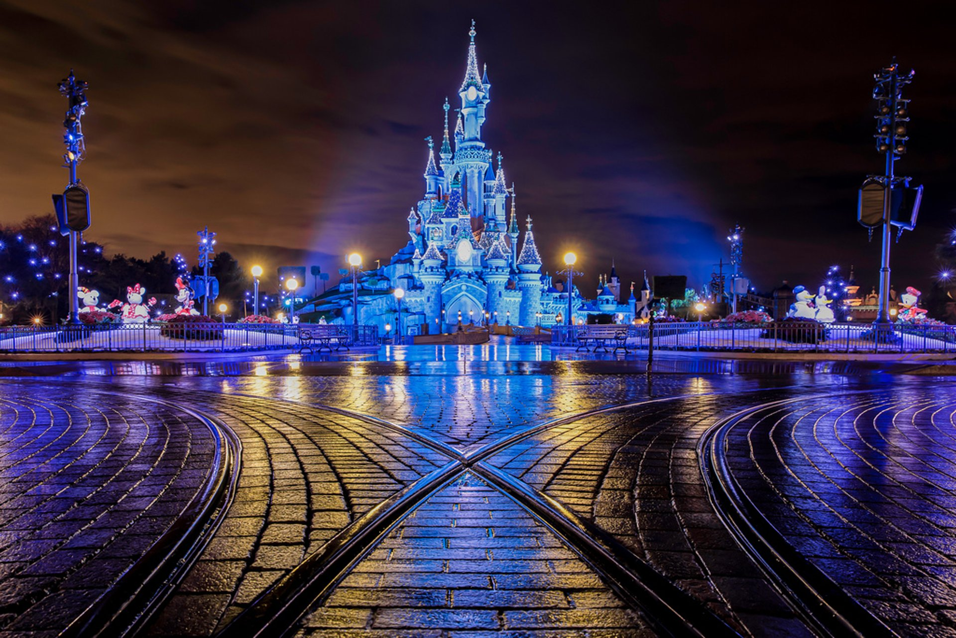 Disneyland Paris Castle 2020