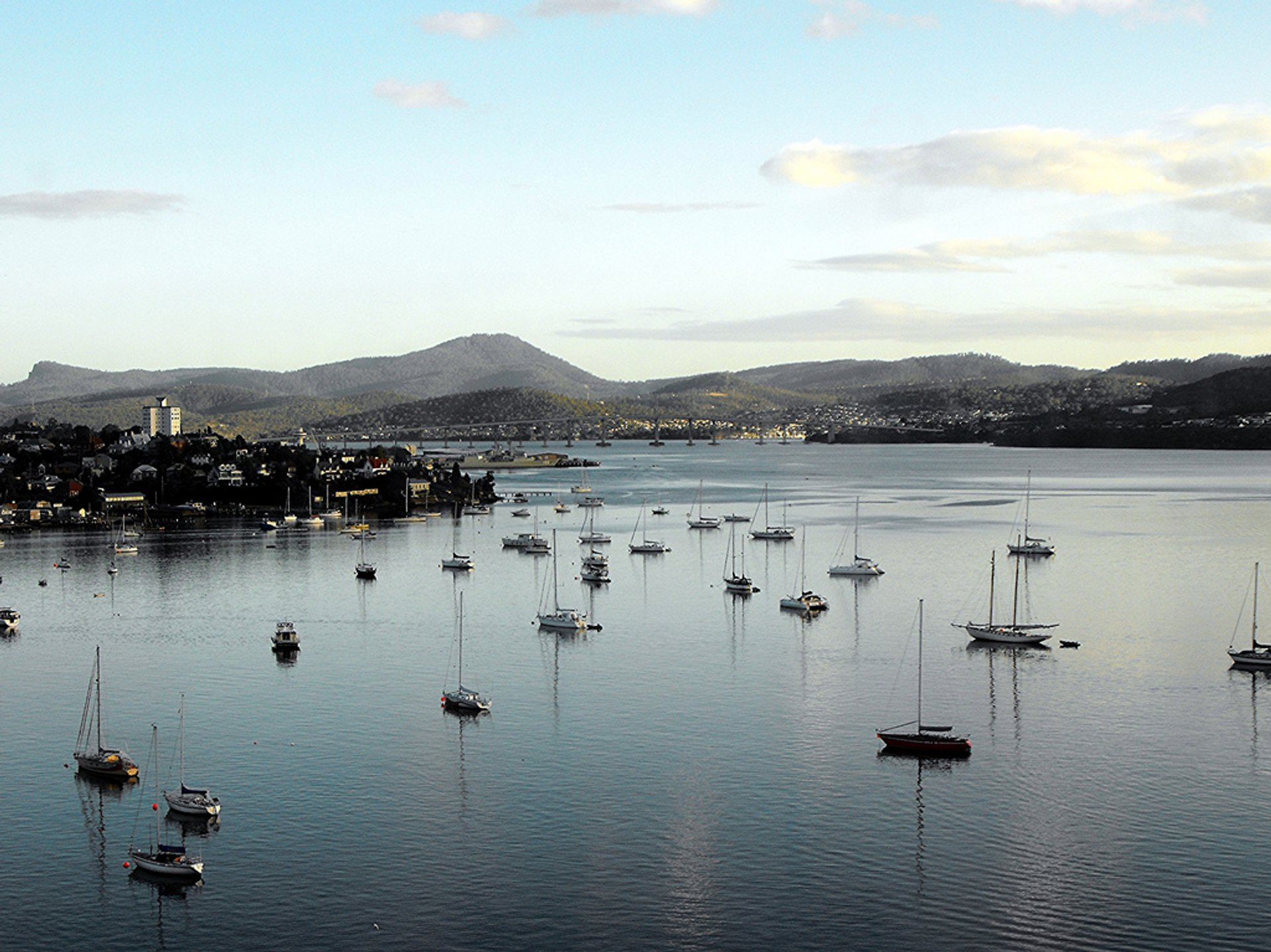 Best time to see Yachting Season in Tasmania 2019
