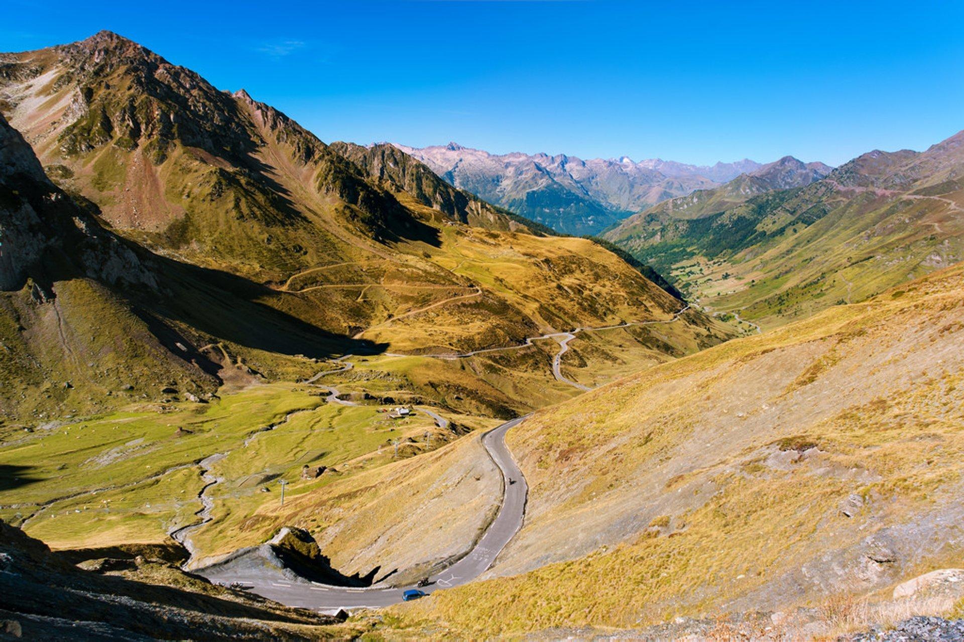 Col du Tourmalet in France 2020 - Best Time