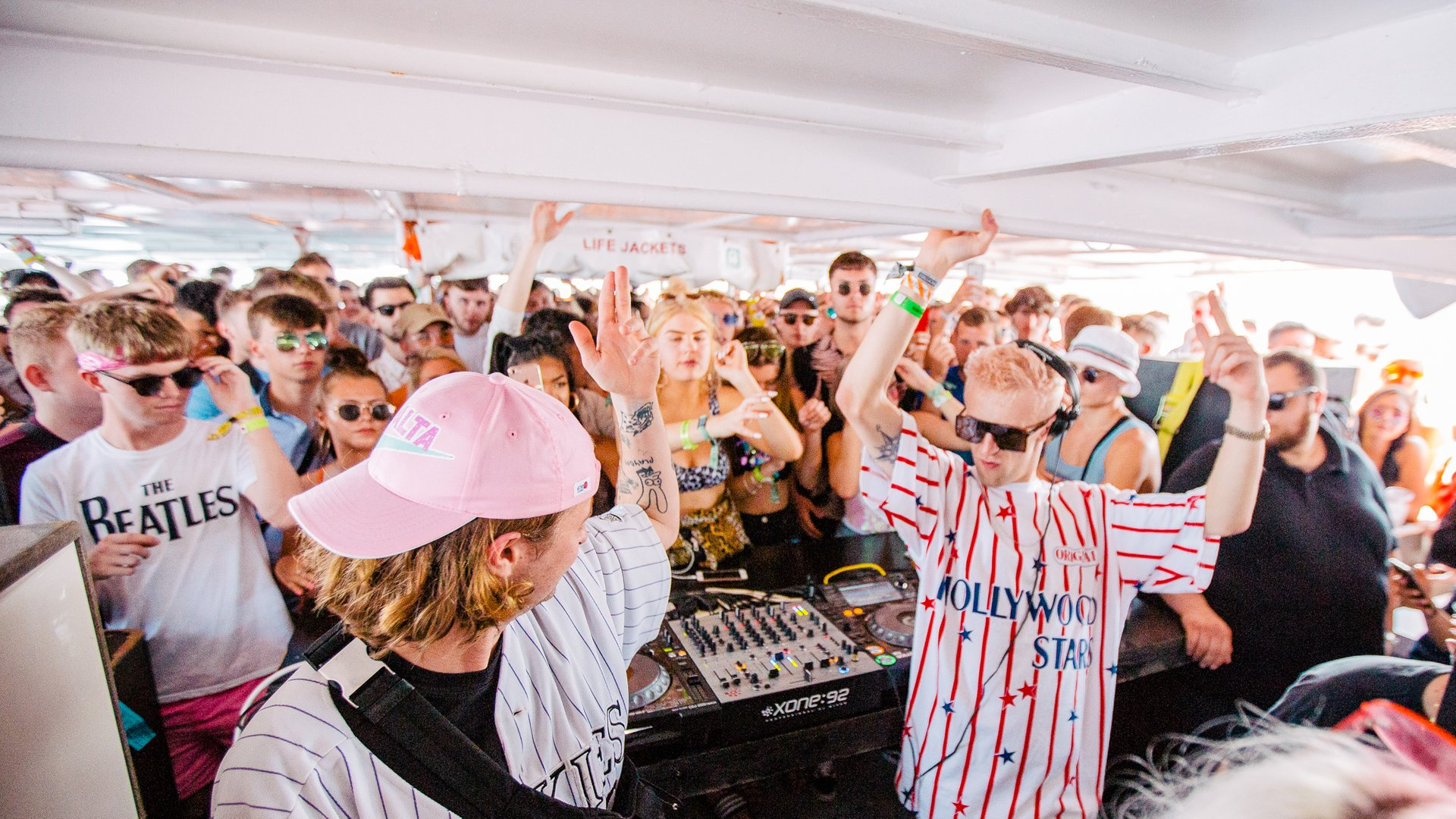 Best time for Lost & Found Festival in Malta 2020