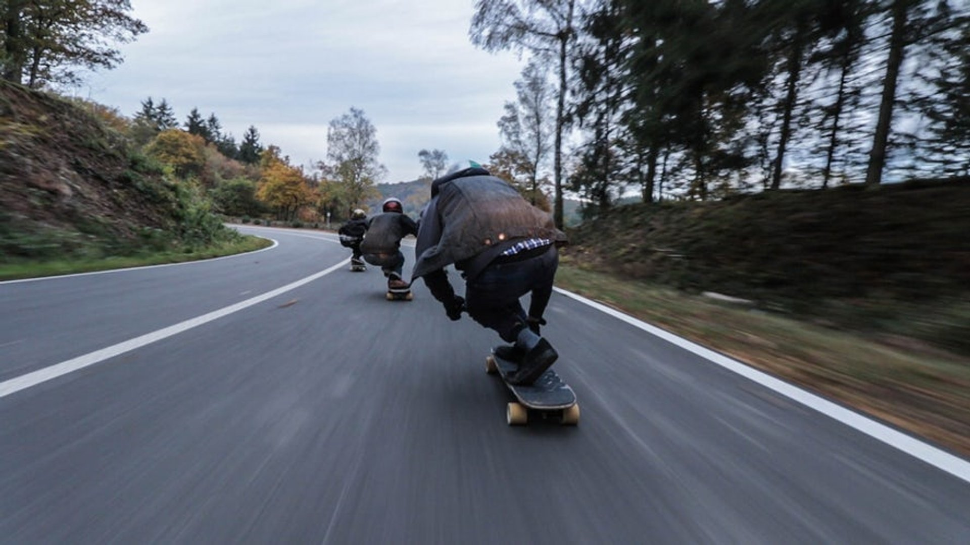 Longboarding in Norway - Best Season 2020