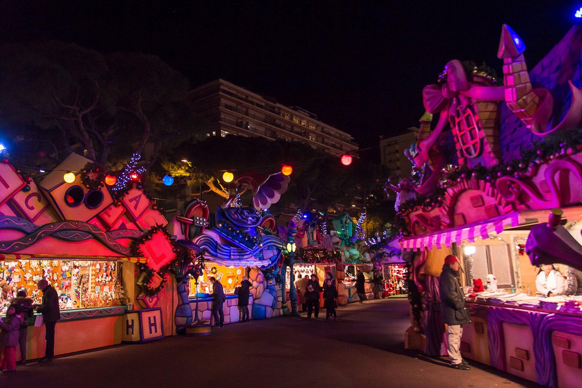Monaco Christmas Market