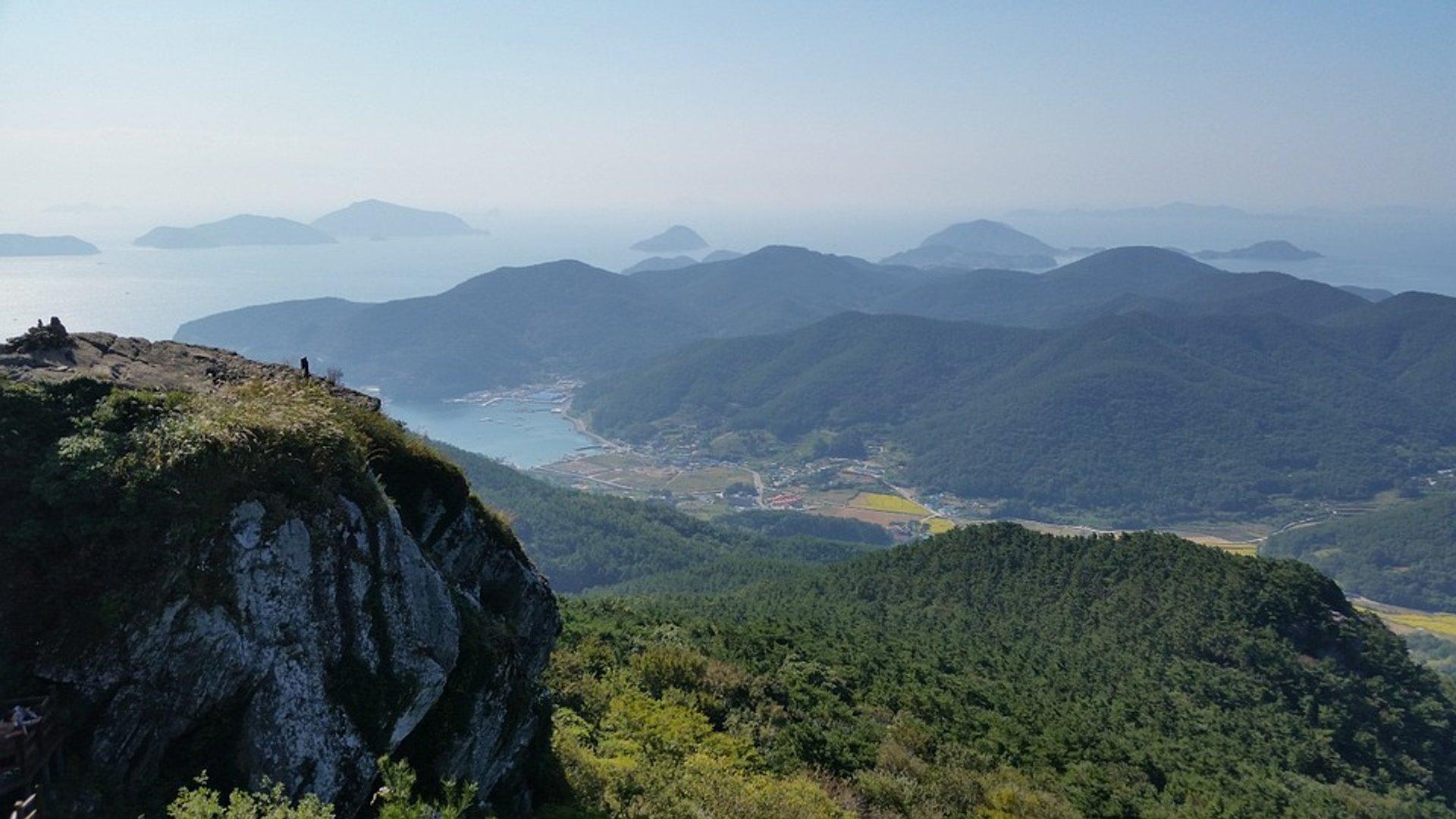 Tongyeong Landscape 2020