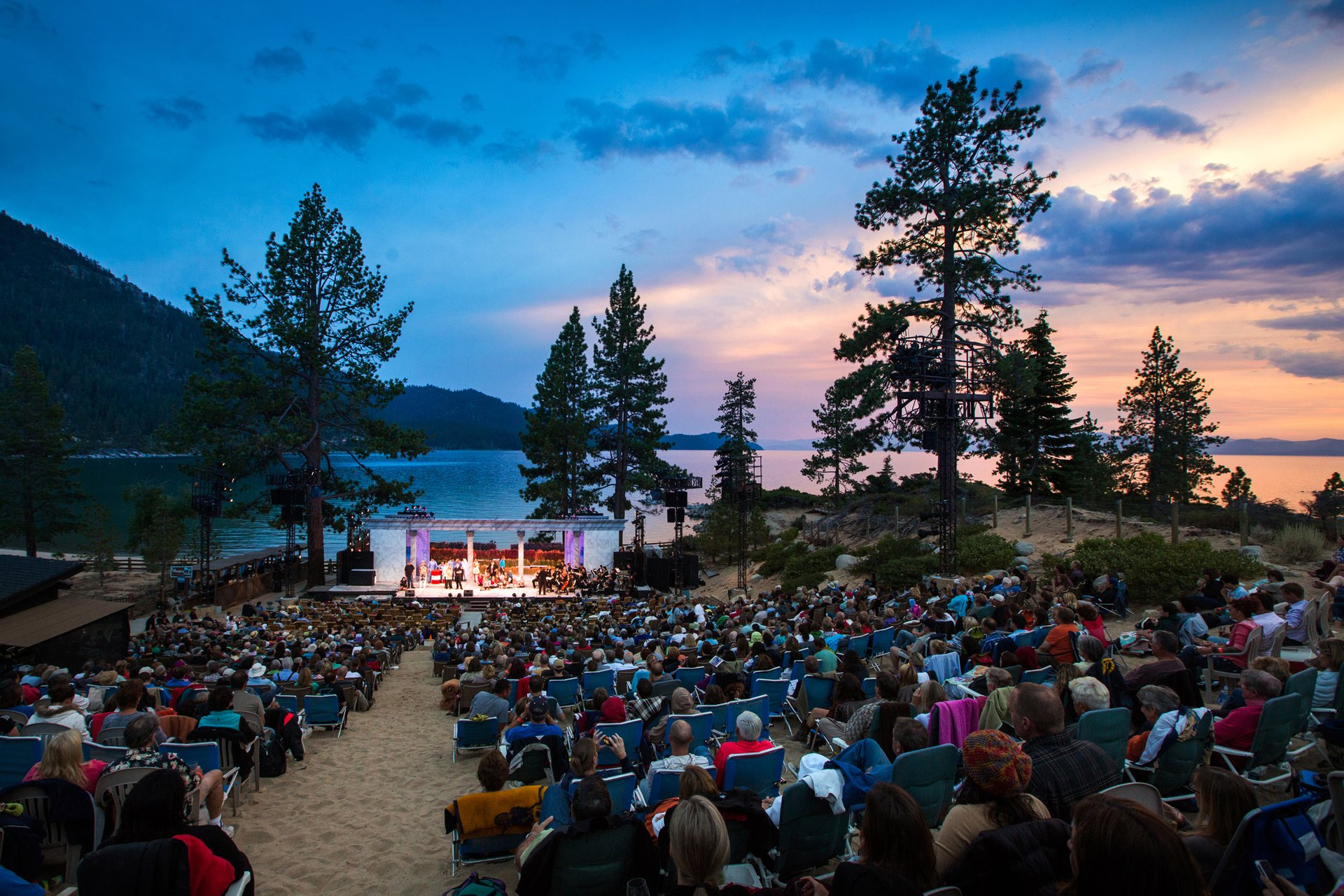 Lake Tahoe Shakespeare Festival in Lake Tahoe 2019 - Best Time