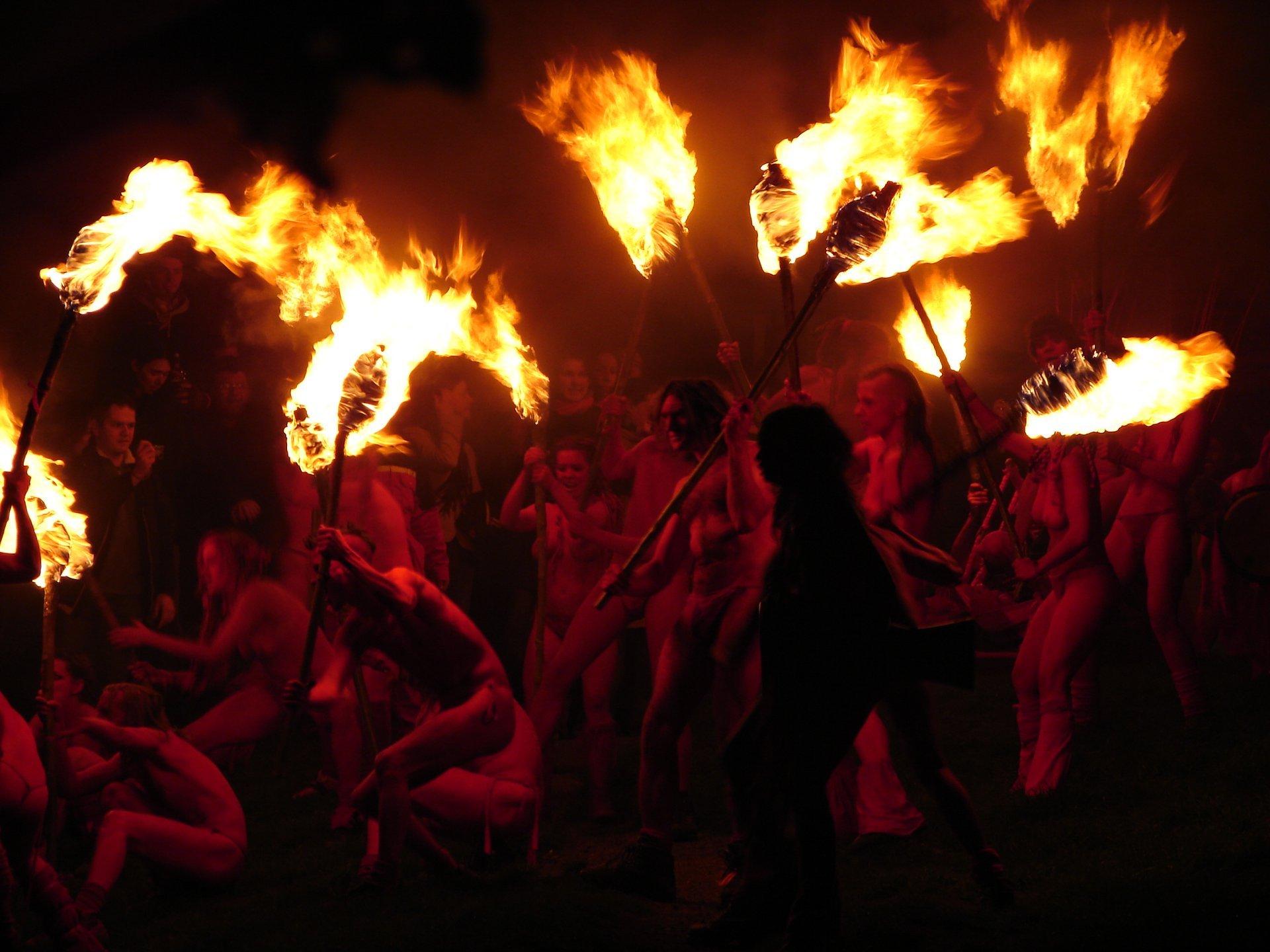 Beltane Fire Festival in Edinburgh - Best Season 2020