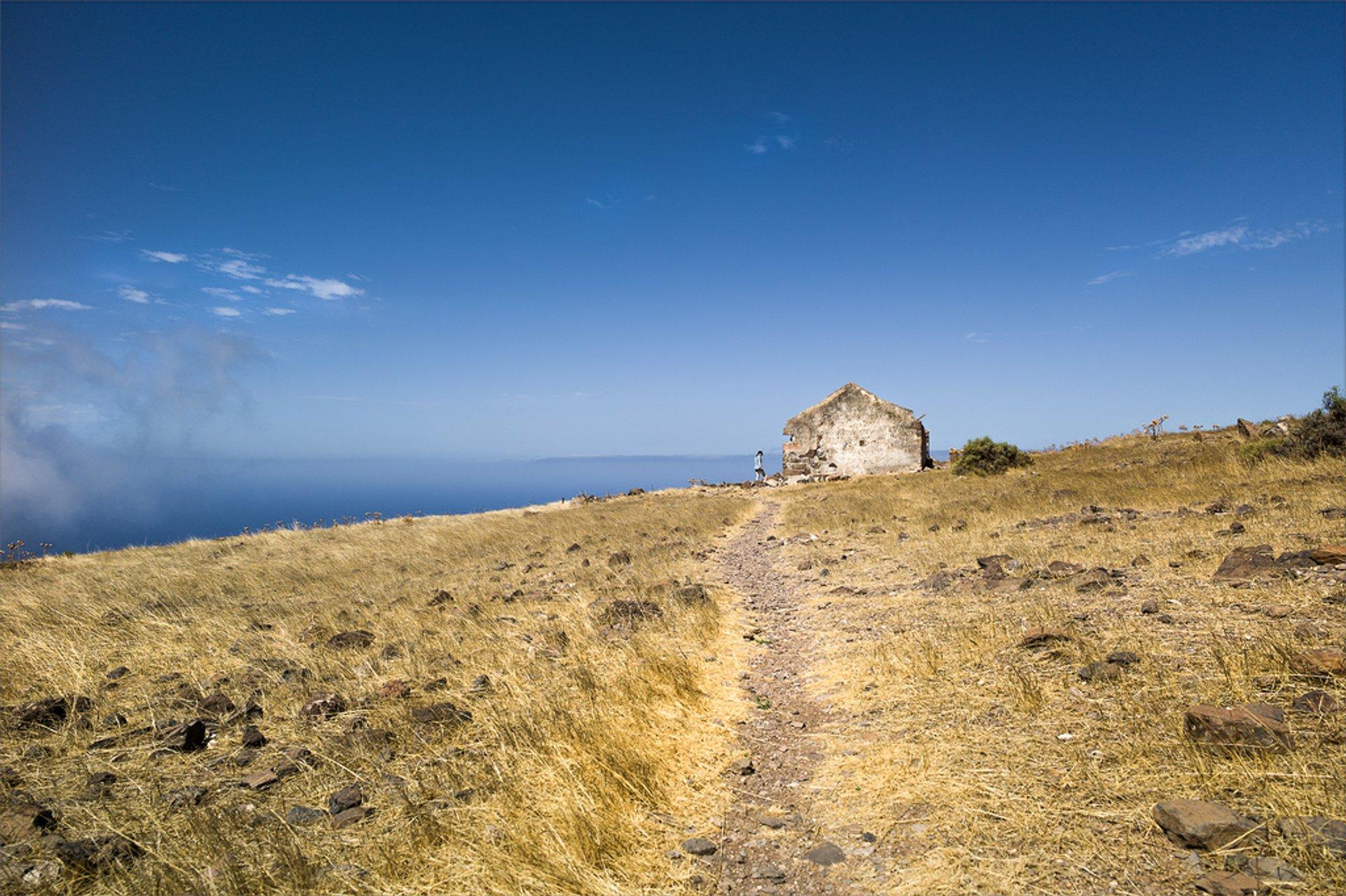 La Merica plateau | La Gomera 2020