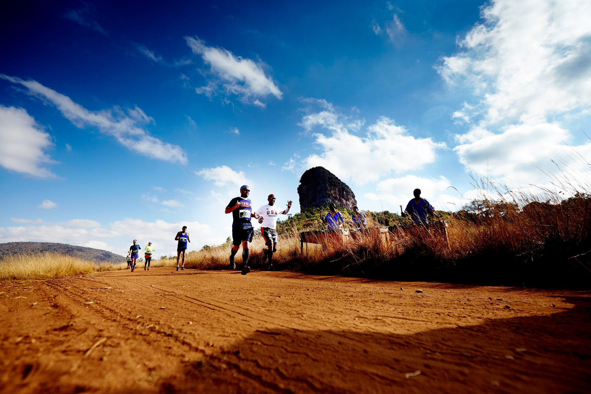 Best time to see Big Five Marathon 2020
