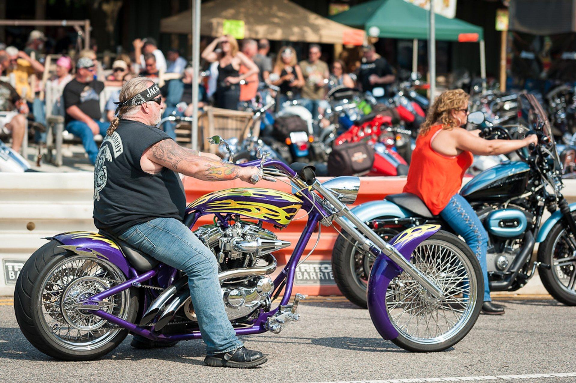 Myrtle Beach Bike Week 2020 In South