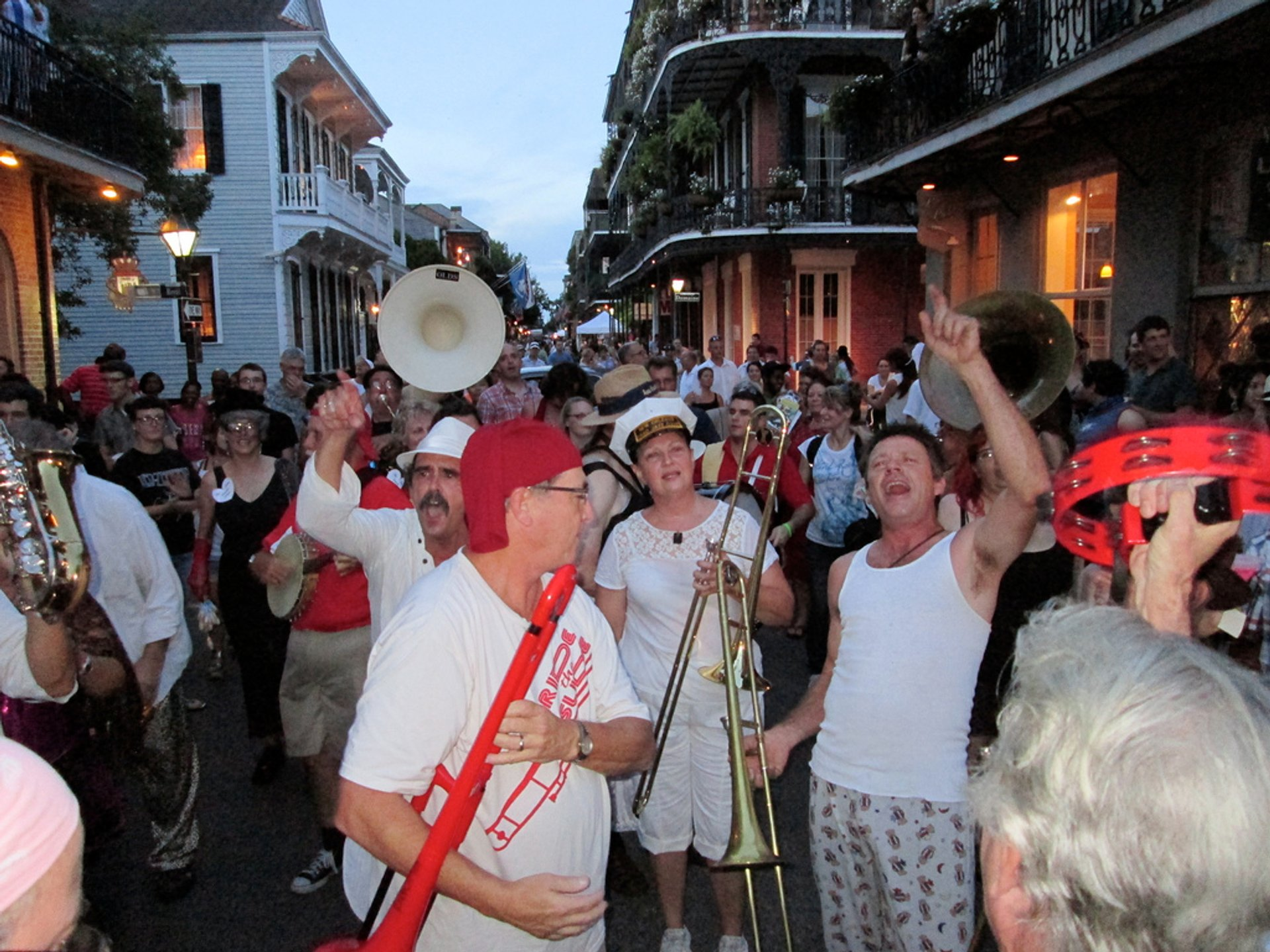 Dirty Linen Night in New Orleans 2020 - Best Time