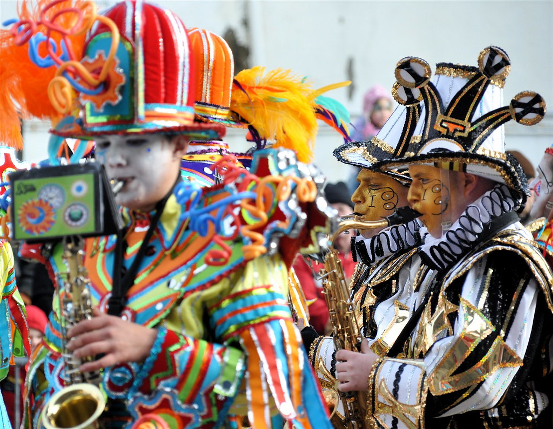 Philadelphia Mummers Parade in Pennsylvania 2020 - Best Time