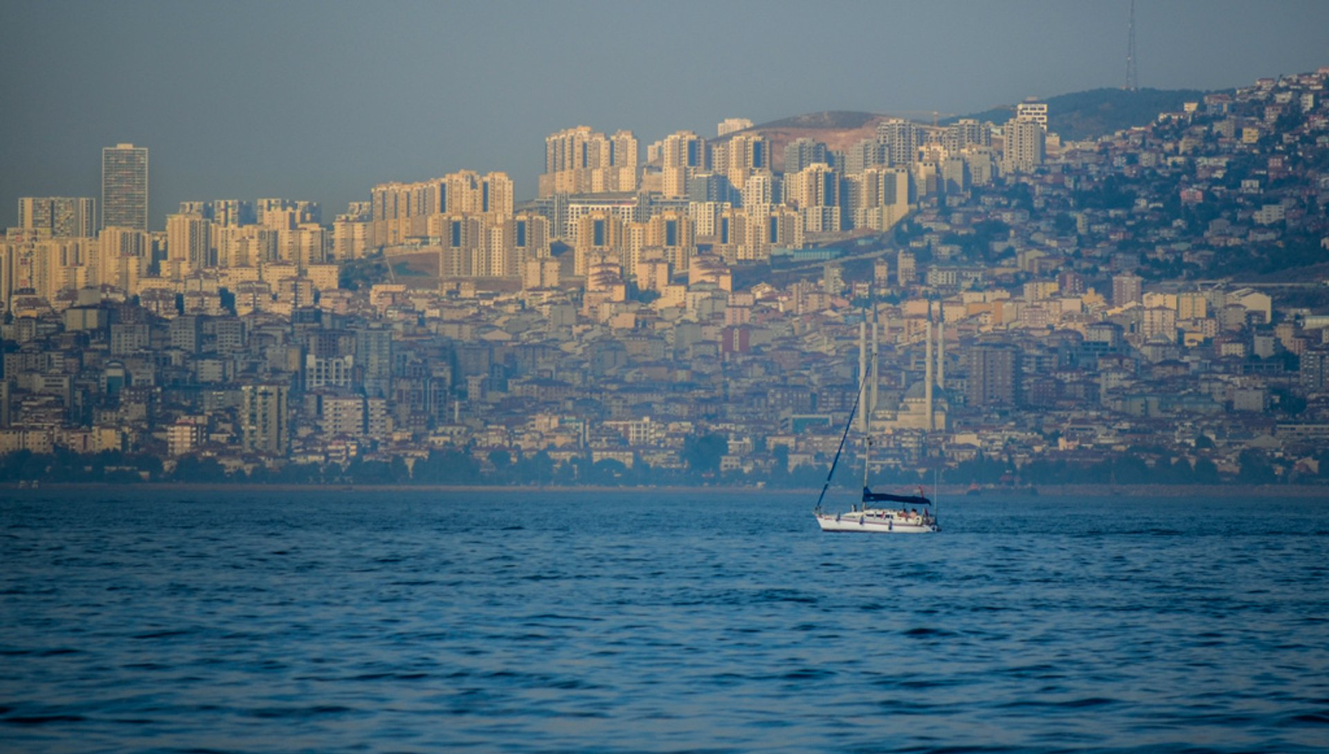 Best time to see Sailing in Istanbul 2020
