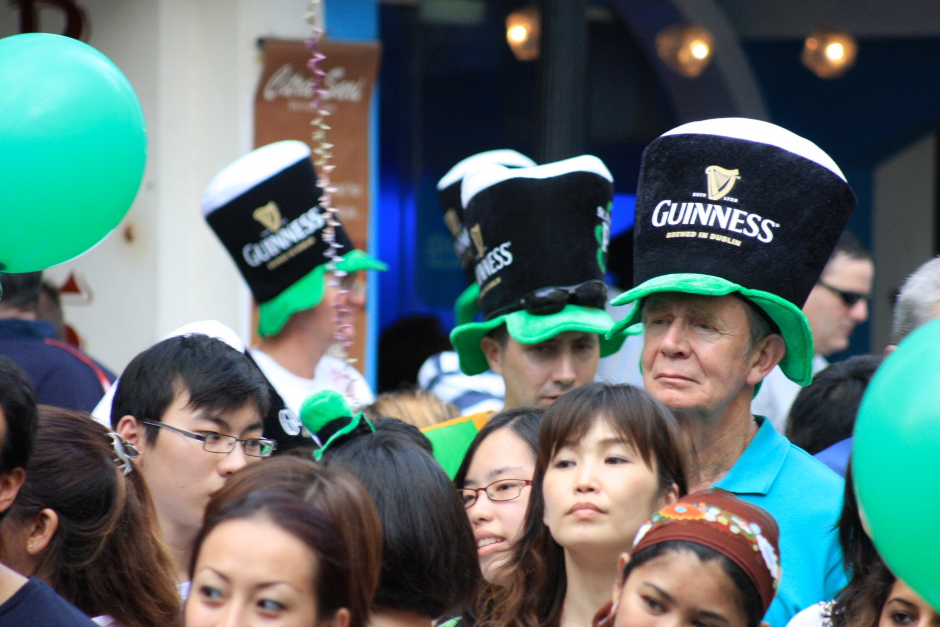 St. Patrick's Day Street Festival Singapore in Singapore 2020 - Best Time