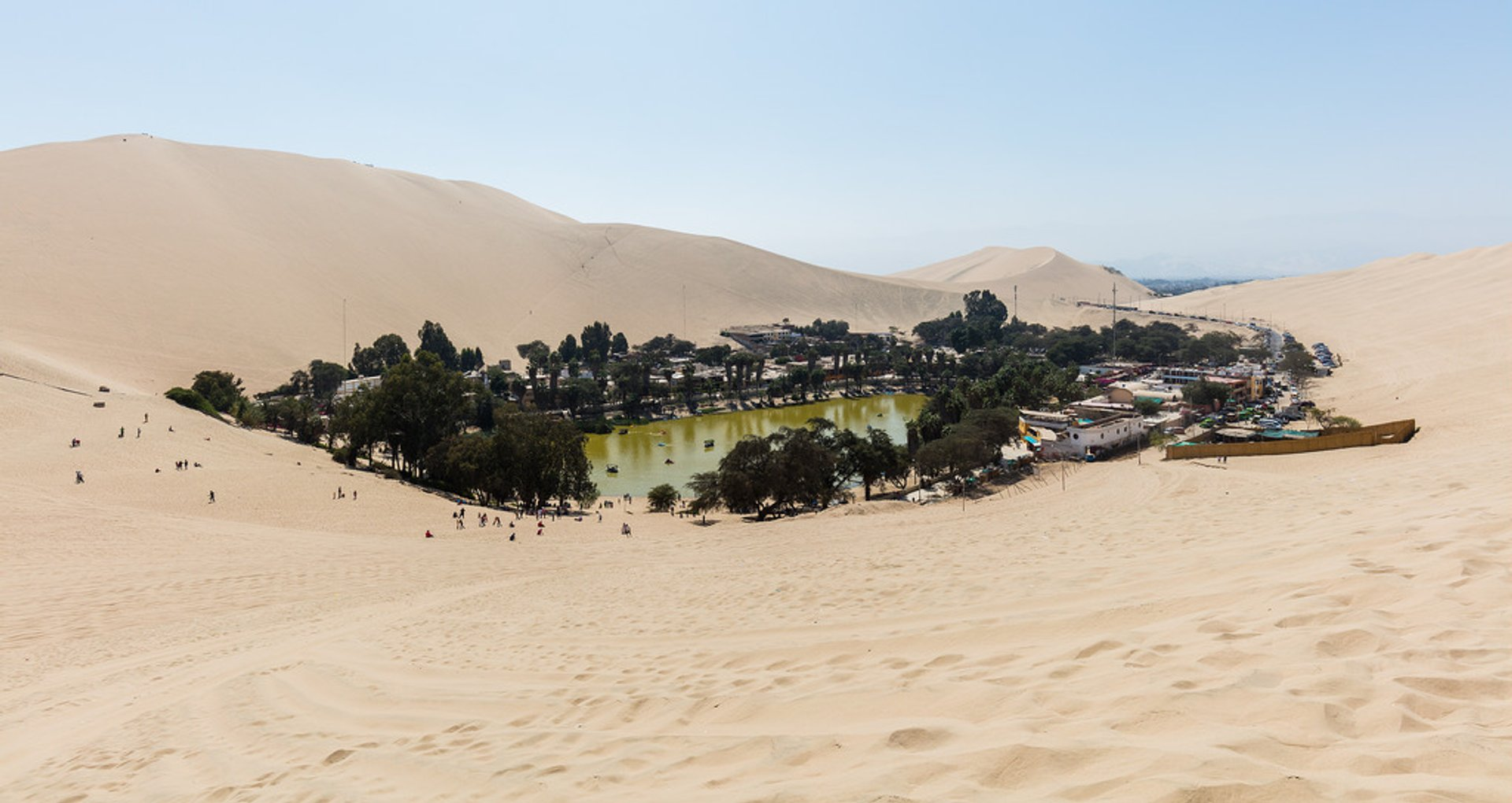 Huacachina Oasis in Peru 2020 - Best Time