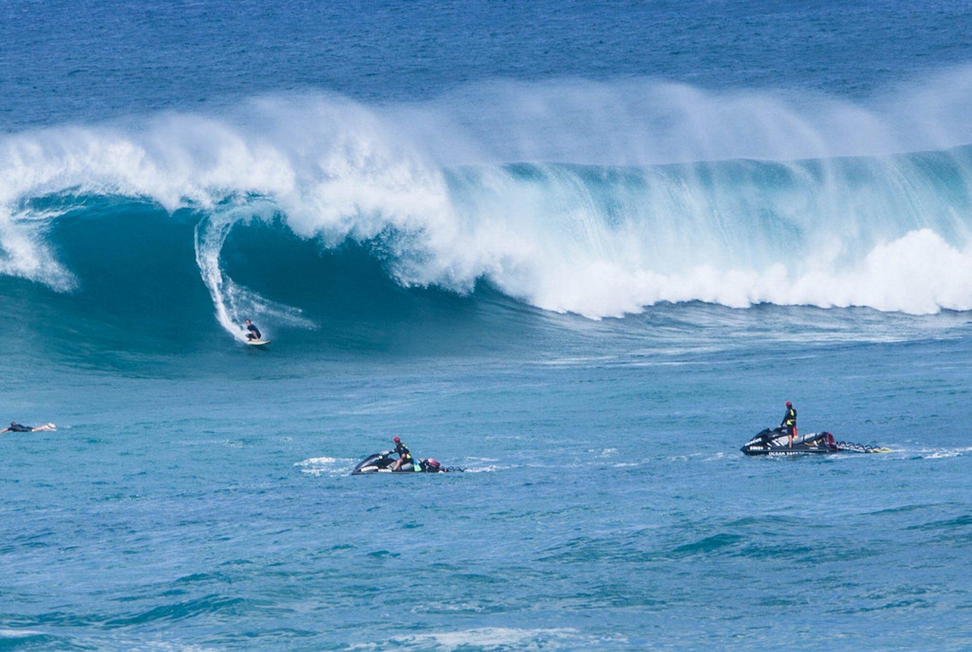 Winter Surf Season in Hawaii - Best Season 2020