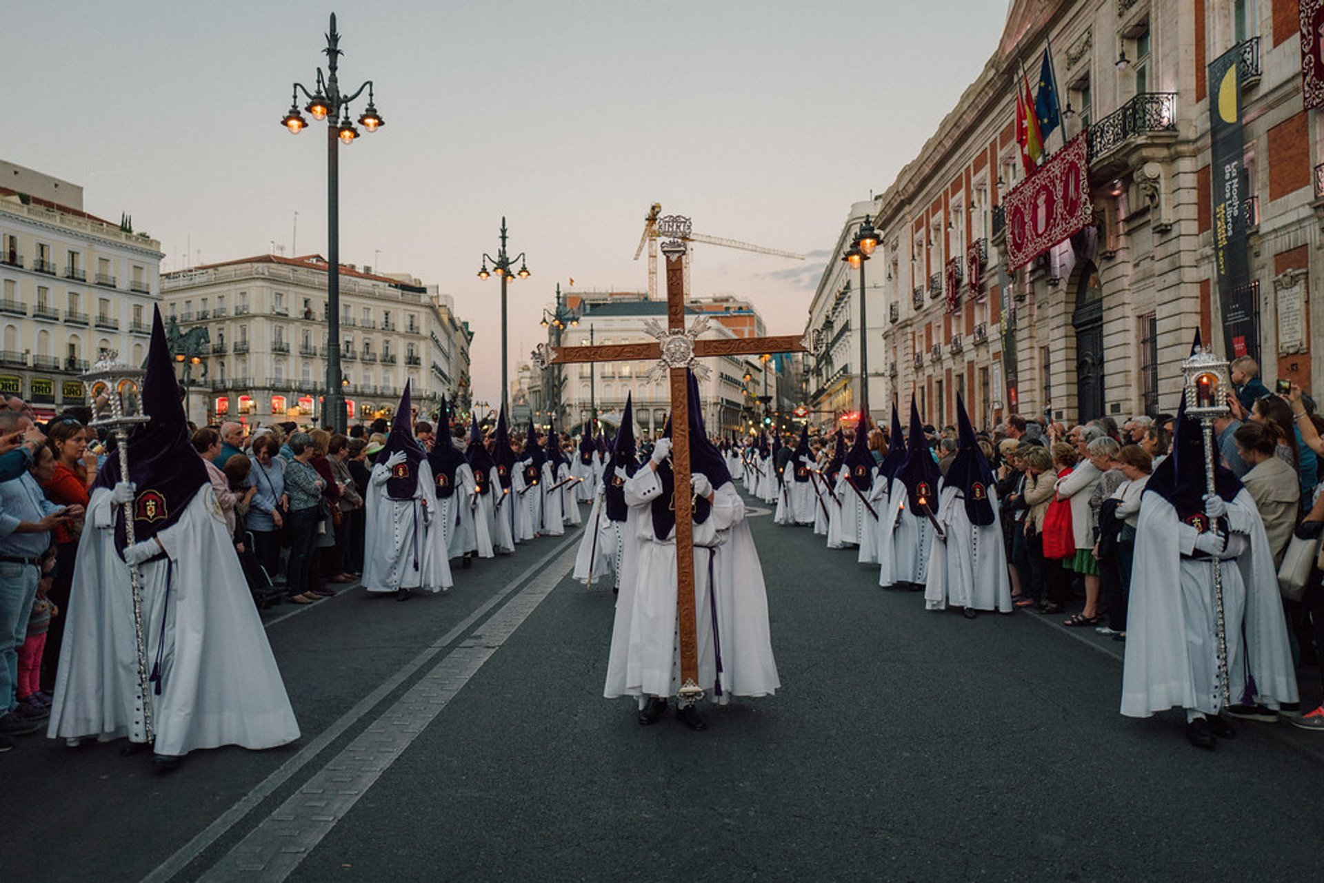 Best time for Semana Santa (Holy Week) & Easter 2020