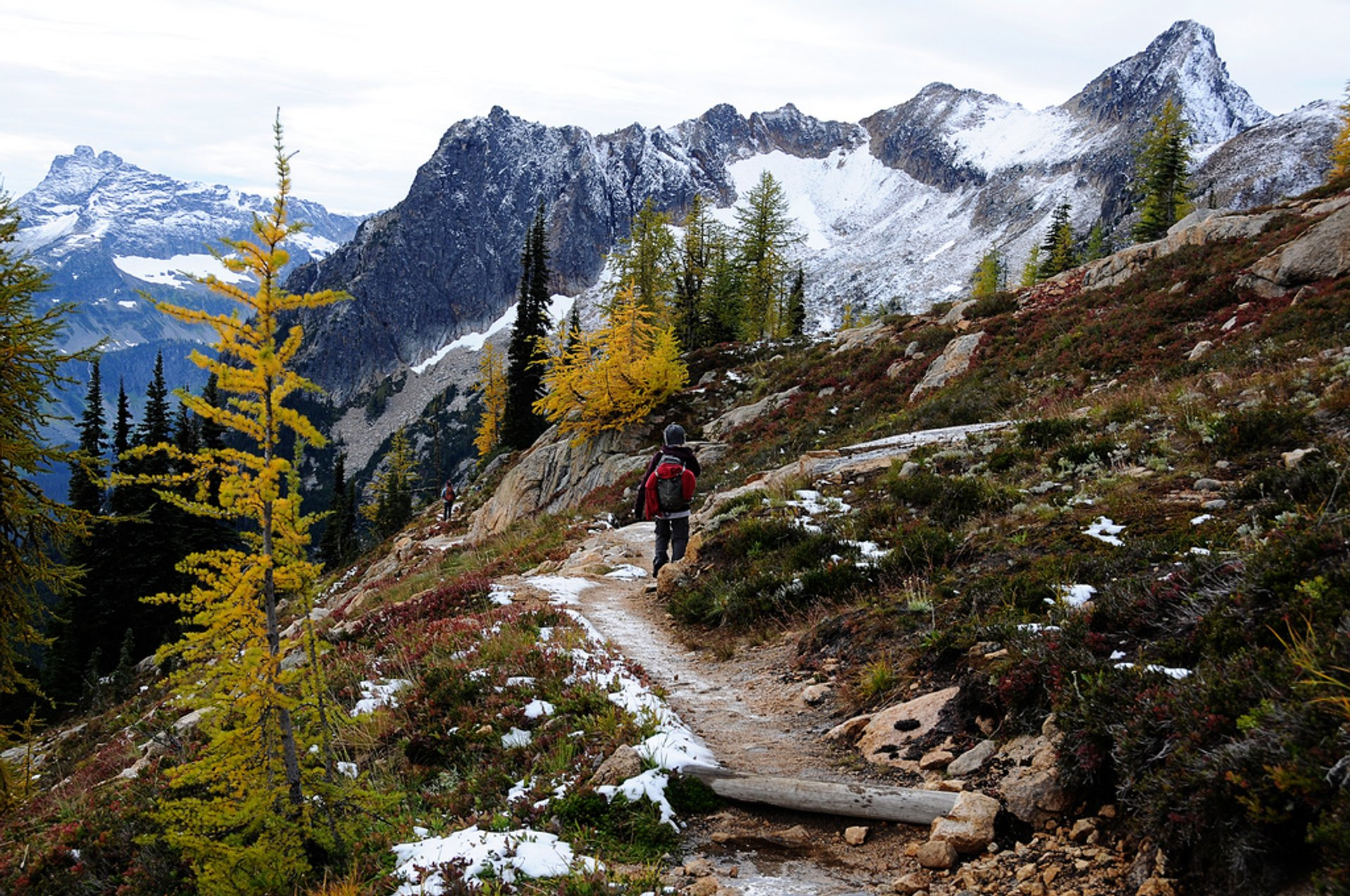 Pacific Crest Trail in California 2019 - Best Time